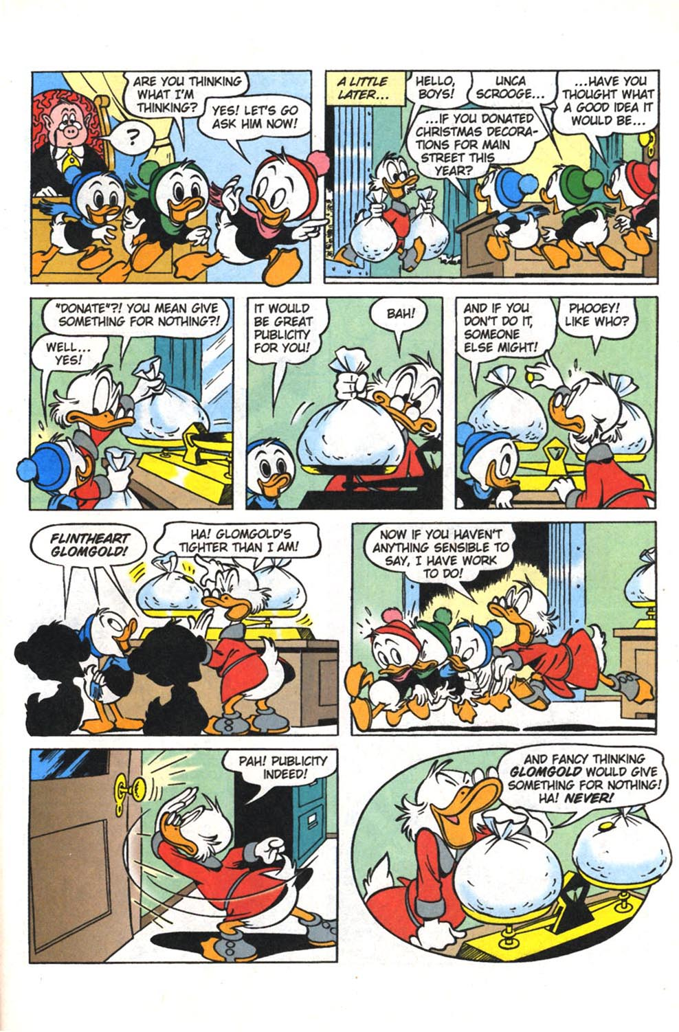 Uncle Scrooge (1953) Issue #308 #308 - English 27