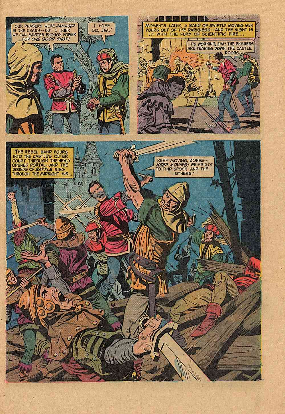 Star Trek (1967) Issue #16 #16 - English 23
