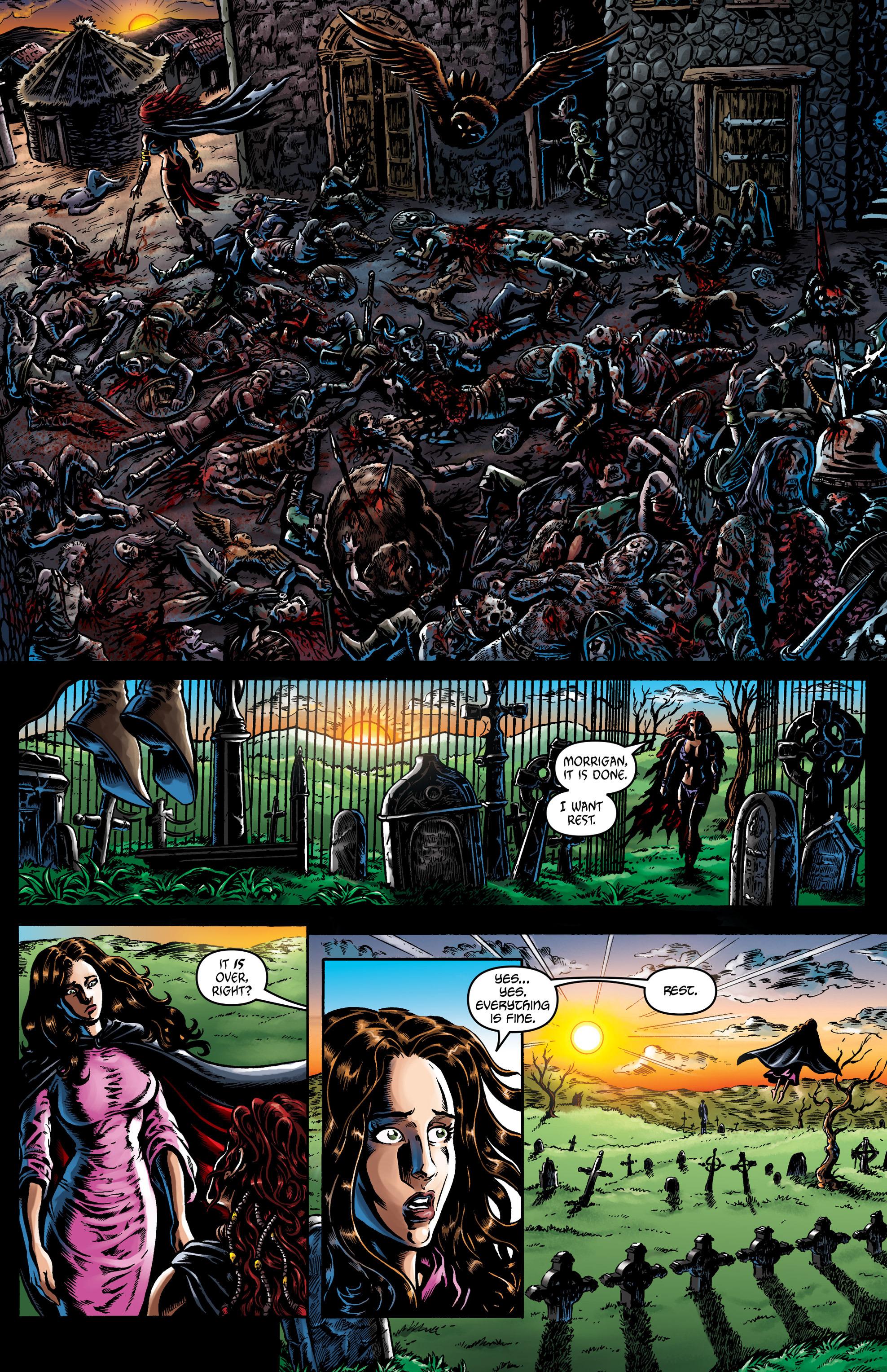 Read online Belladonna comic -  Issue #0 - 35
