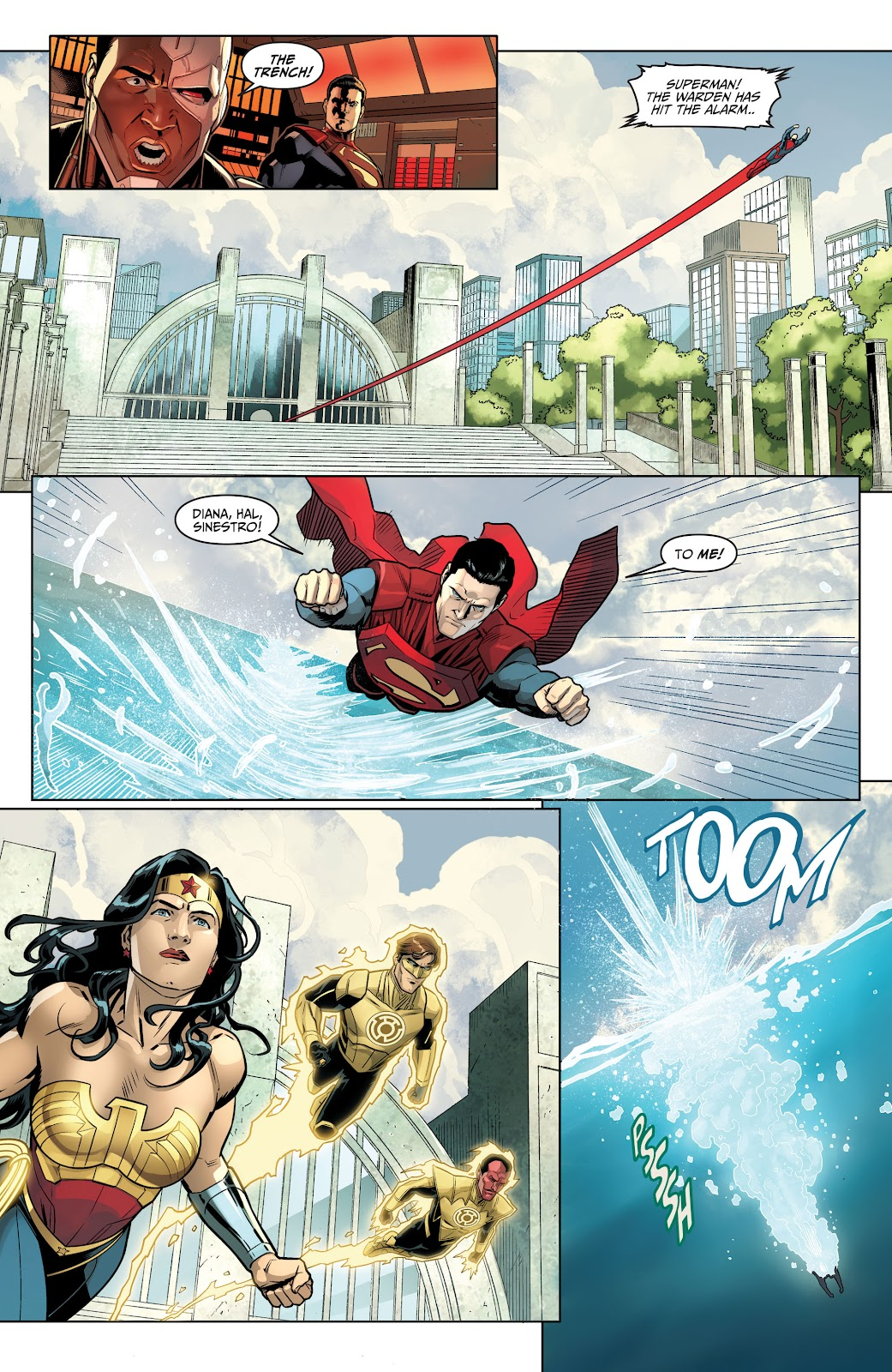 Injustice: Gods Among Us Year Four _Annual 1 #1 - English 28