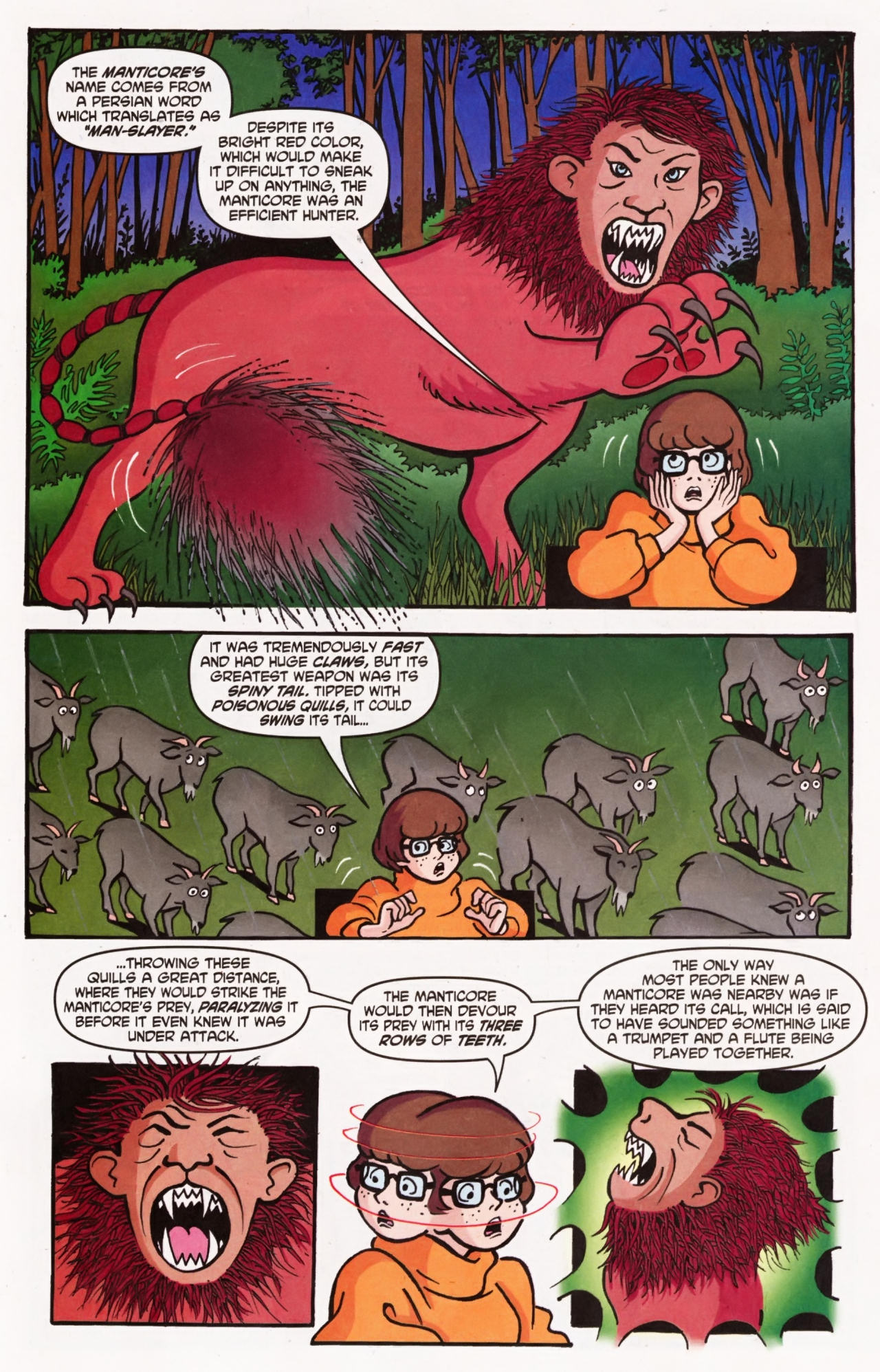 Read online Scooby-Doo (1997) comic -  Issue #132 - 20