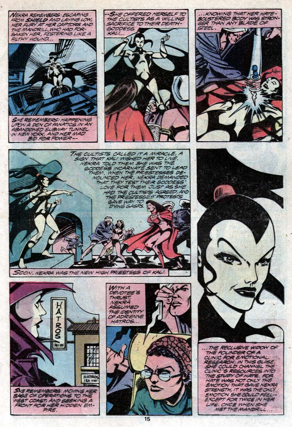 Spider-Woman (1978) #16 #35 - English 10