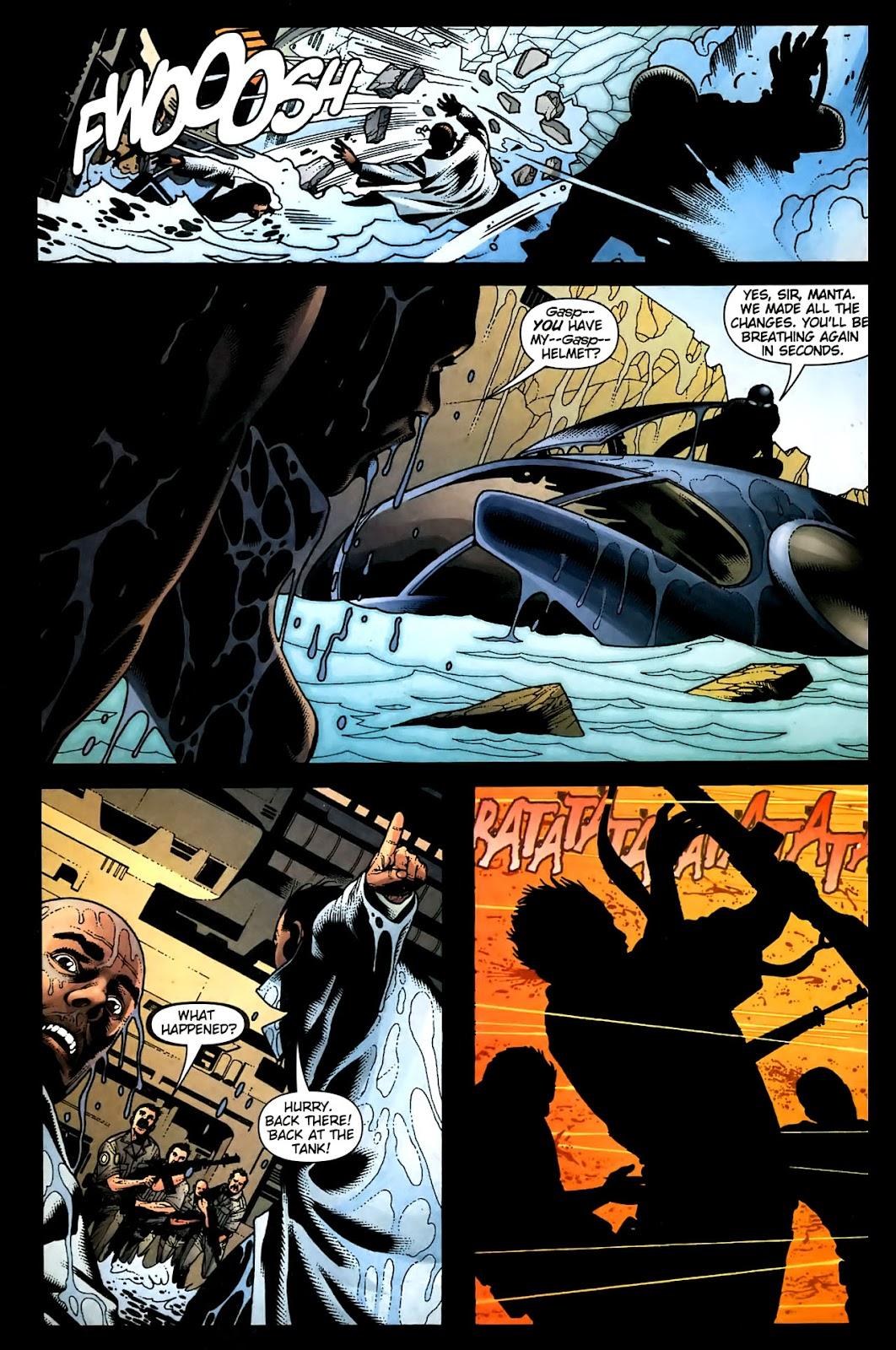 Aquaman (2003) Issue #36 #36 - English 9