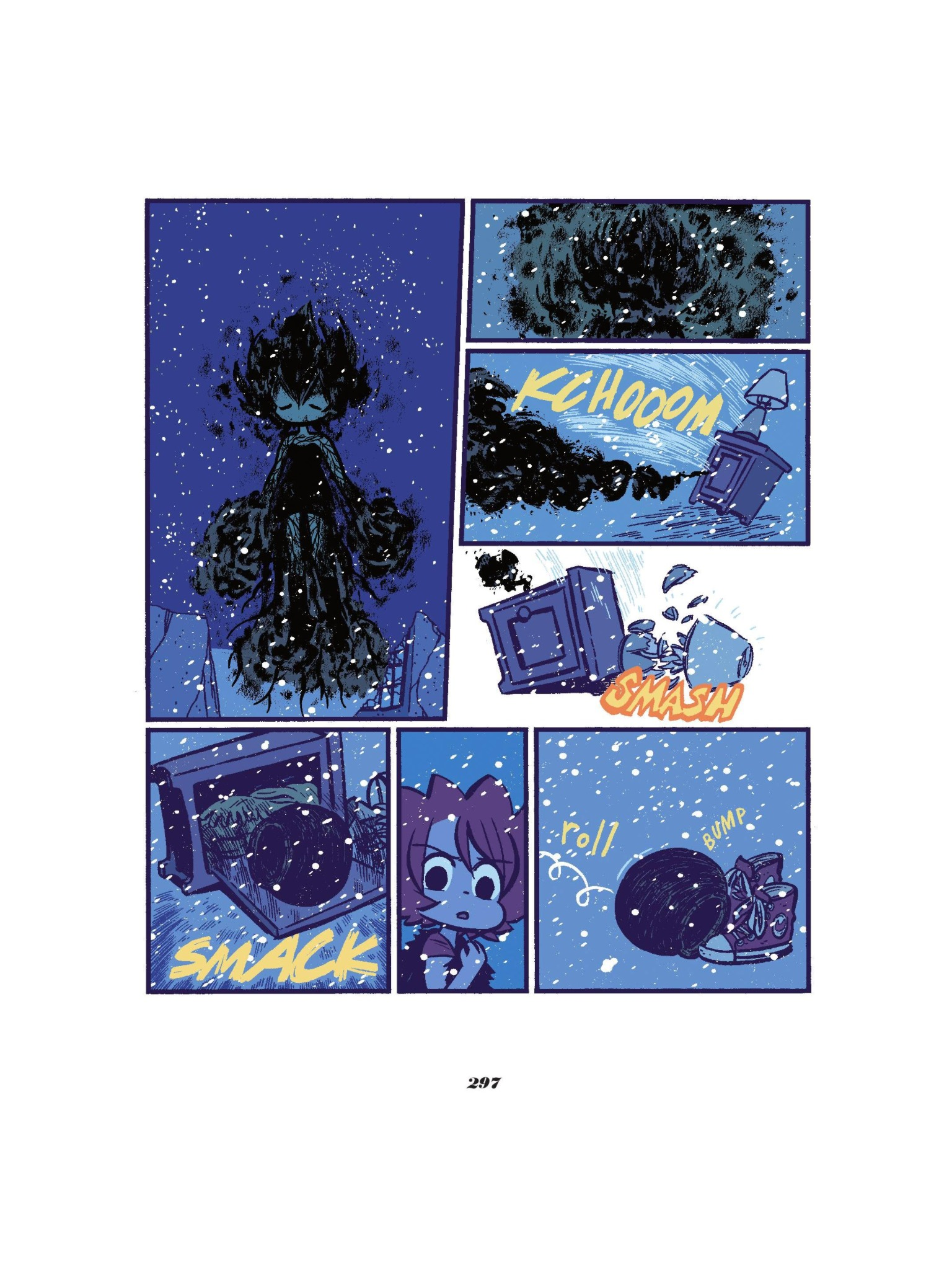 Read online Seconds comic -  Issue # Full - 297