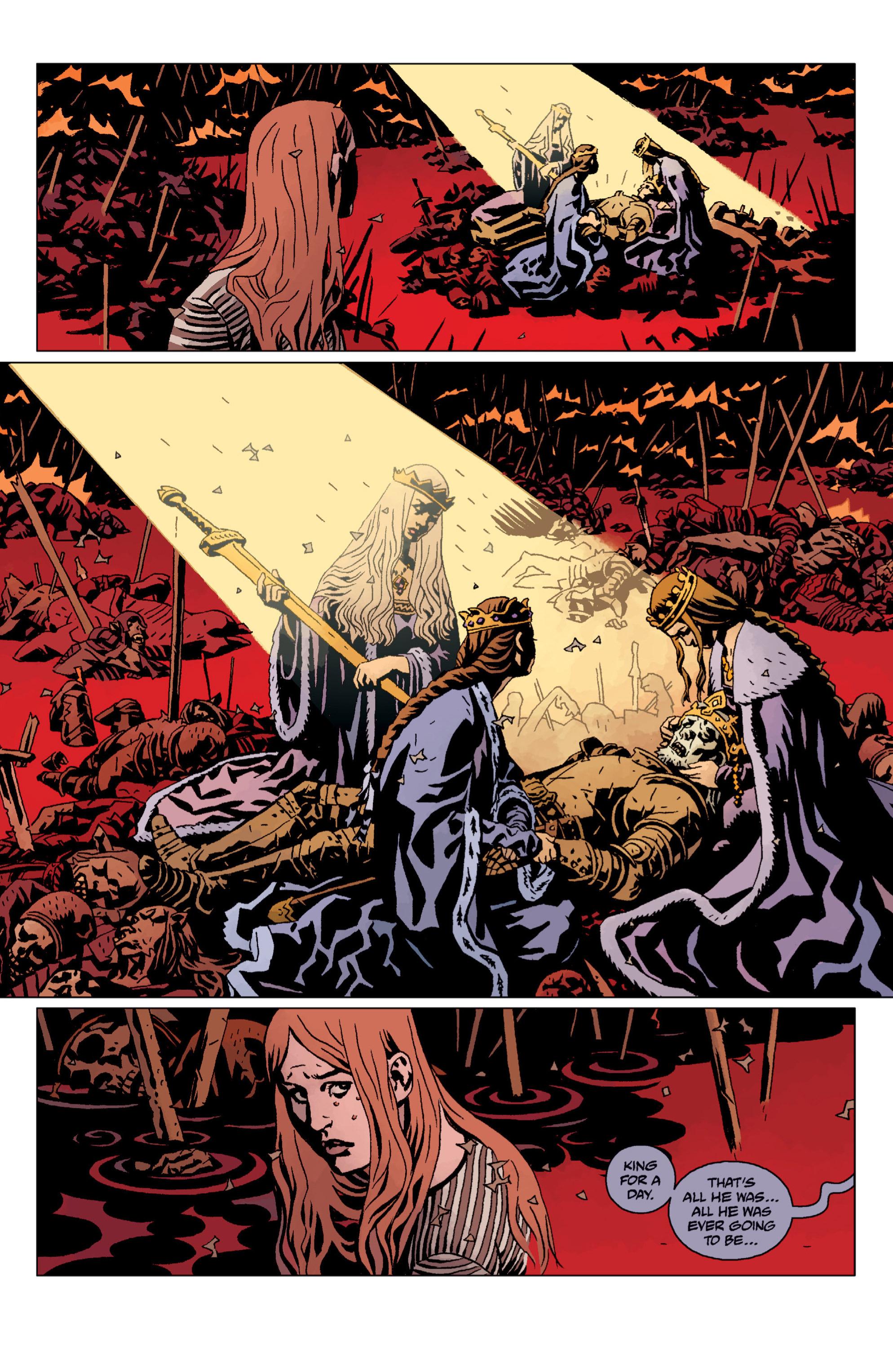 Hellboy chap 12 pic 134