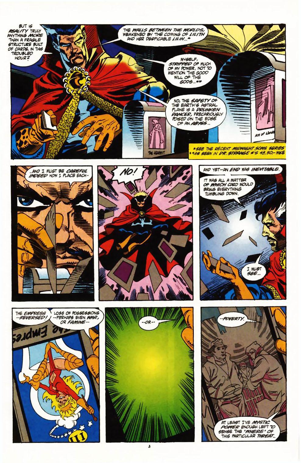 Read online Secret Defenders comic -  Issue #1 - 4