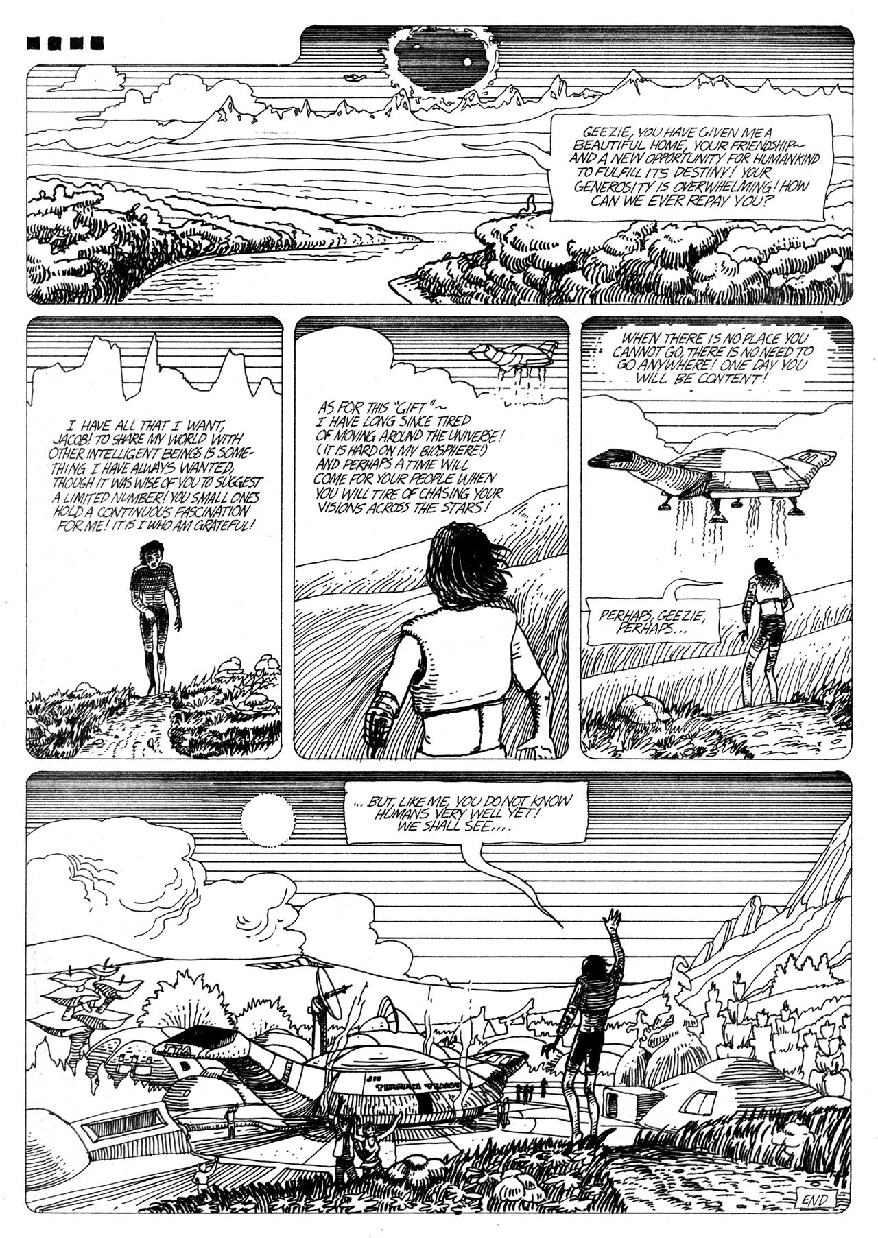Read online Star*Reach comic -  Issue #17 - 34