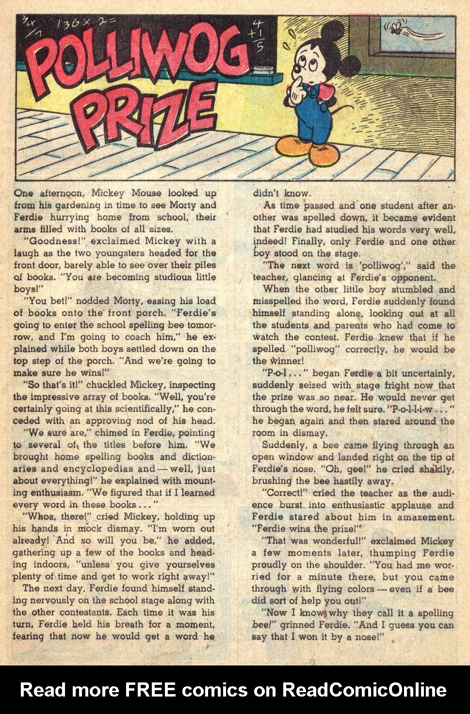 Uncle Scrooge (1953) Issue #21 #21 - English 29