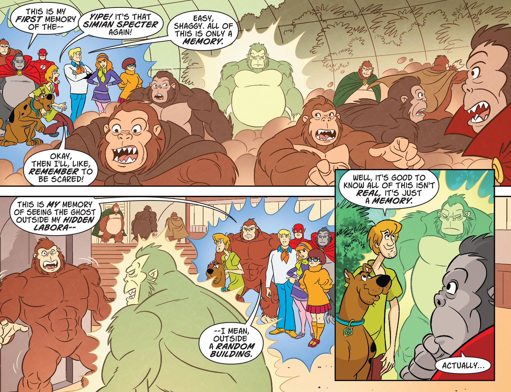 Read online Scooby-Doo! Team-Up comic -  Issue #30 - 11