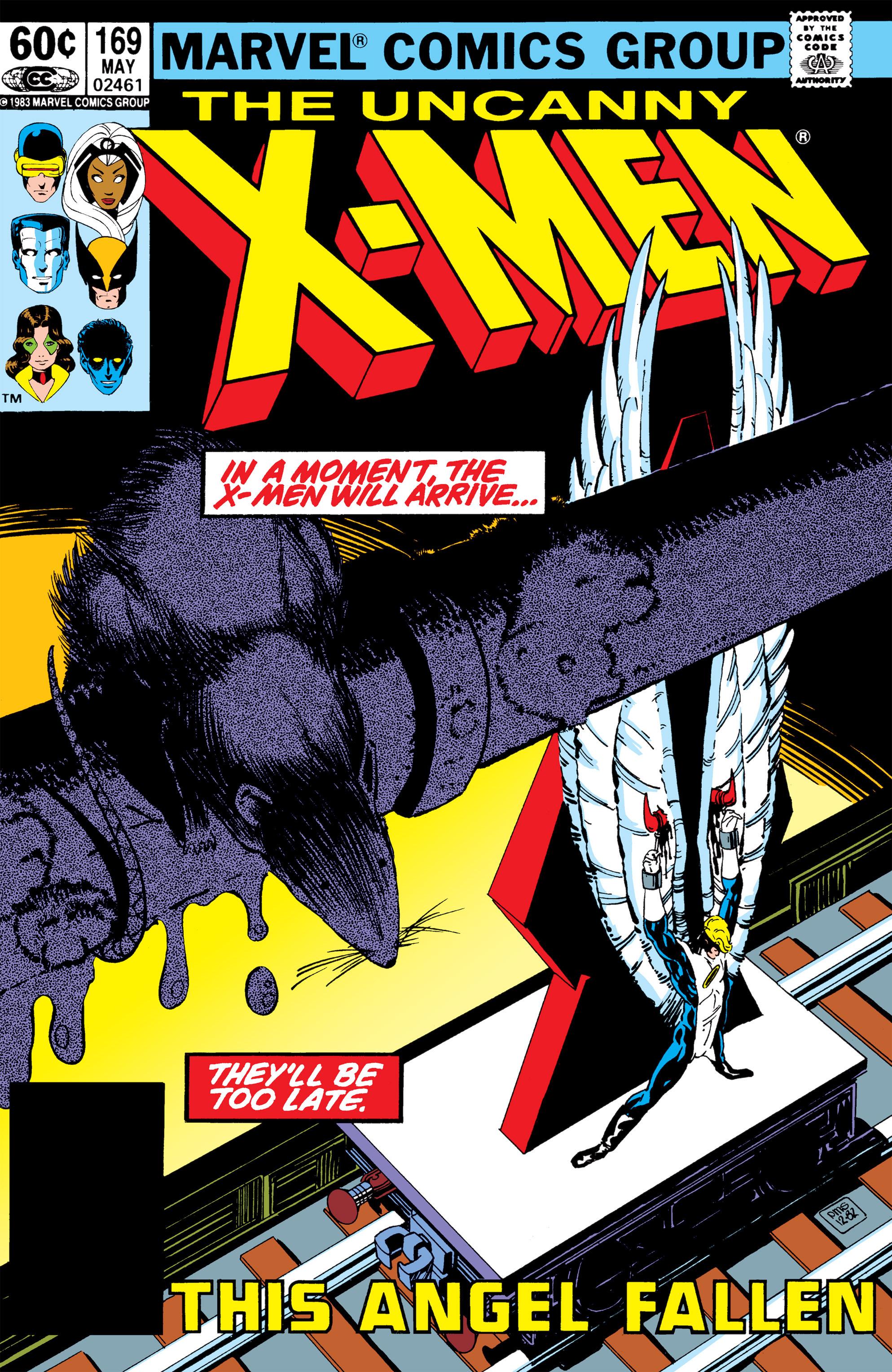 Uncanny X-Men (1963) 169 Page 1