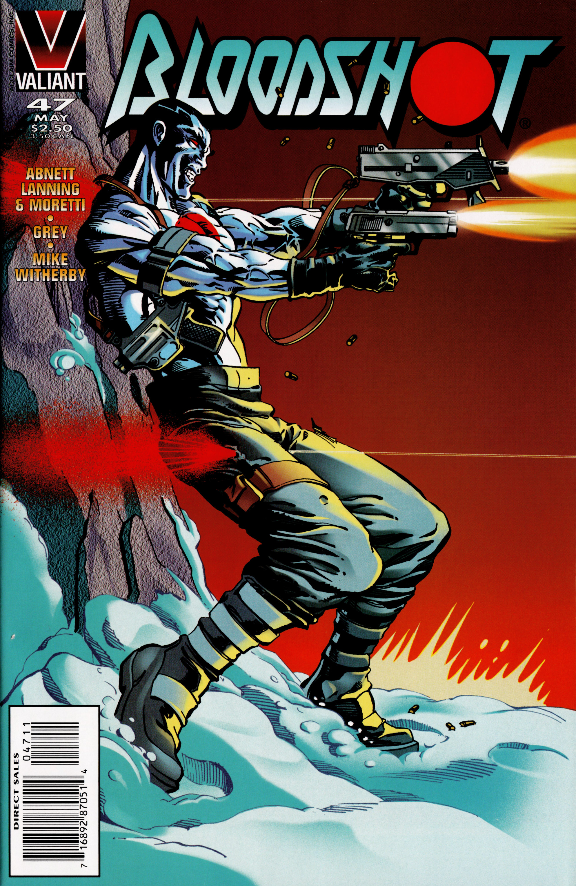 Read online Bloodshot (1993) comic -  Issue #47 - 1