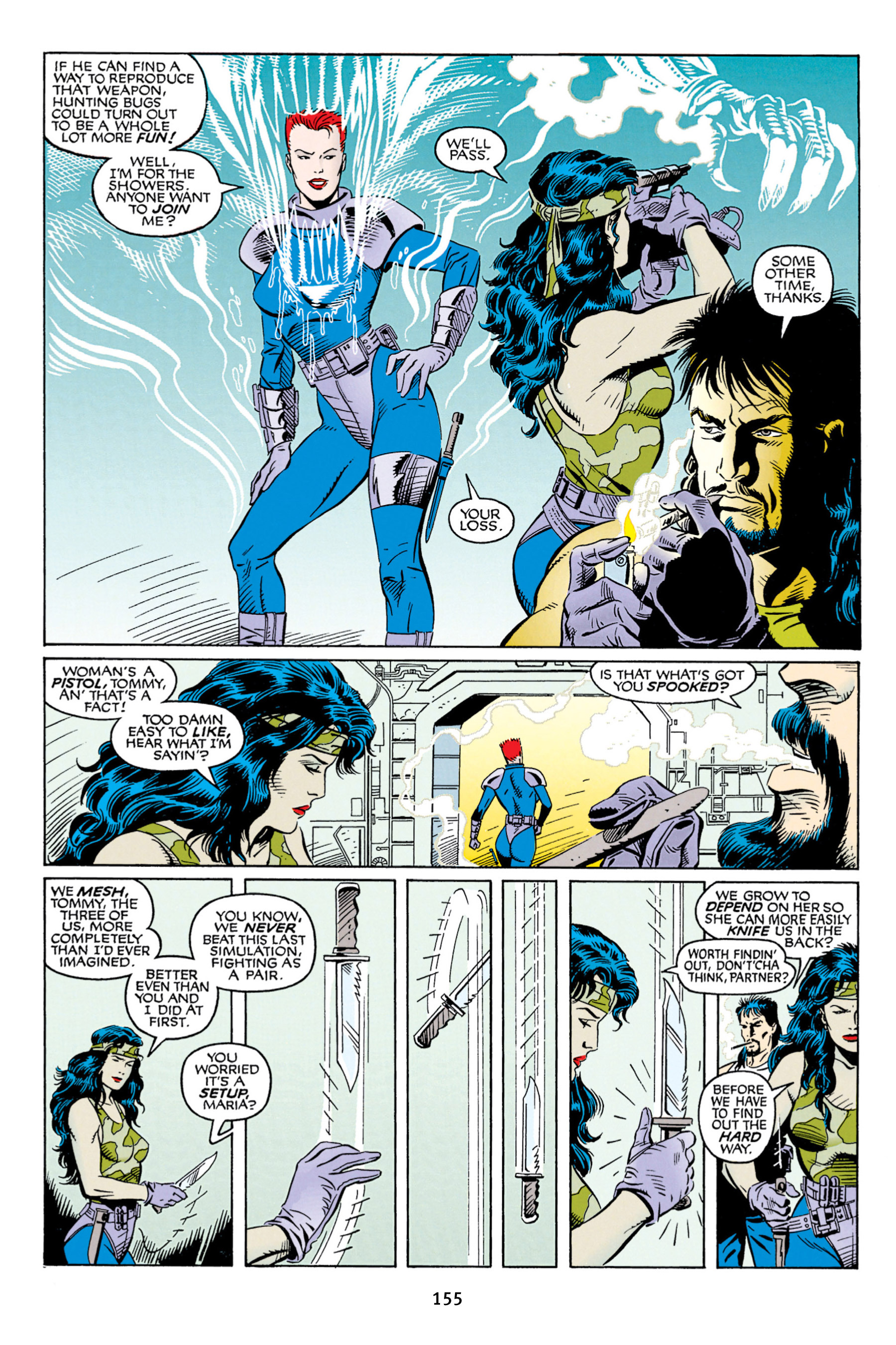 Aliens vs. Predator Omnibus _TPB_2_Part_2 Page 42