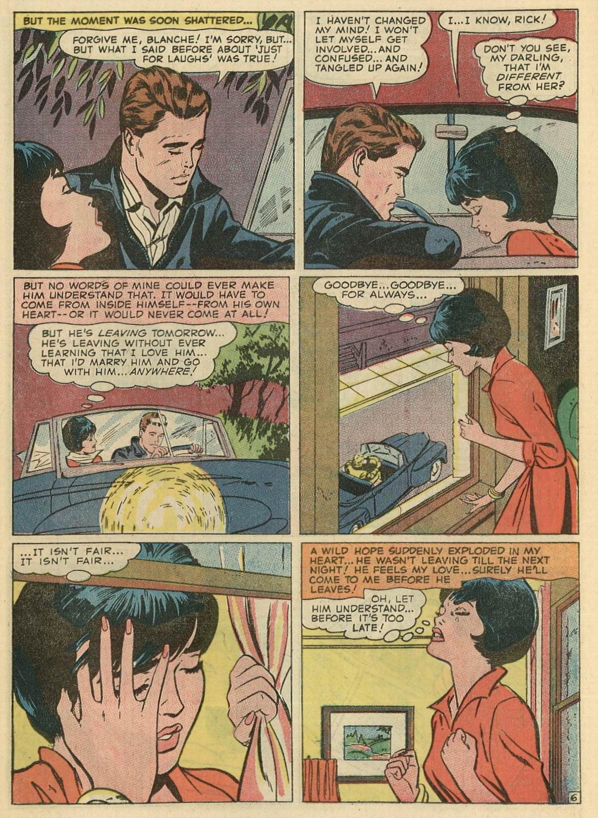 Read online Secret Hearts comic -  Issue #125 - 14