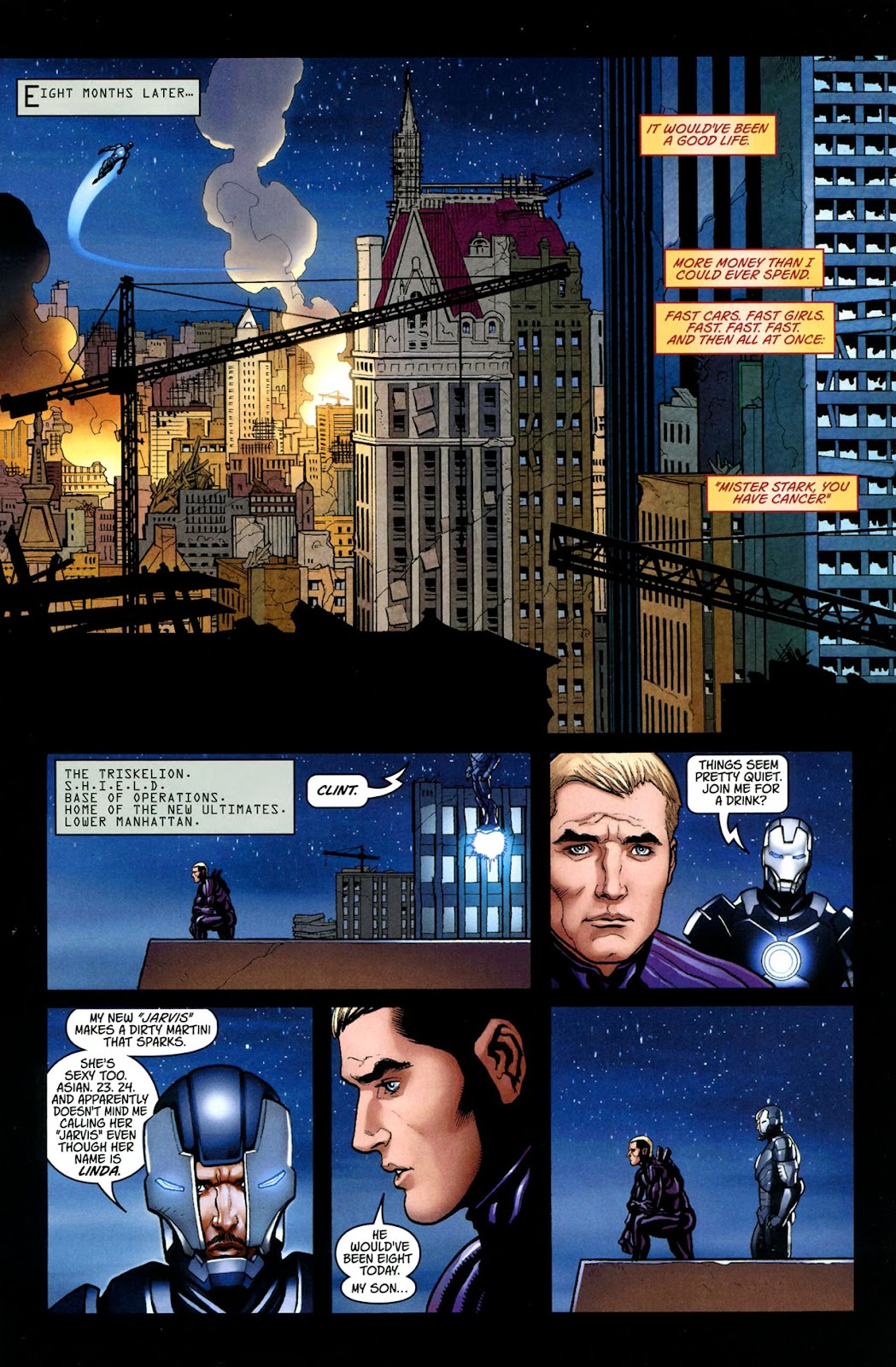 Ultimate New Ultimates Issue #1 #1 - English 4
