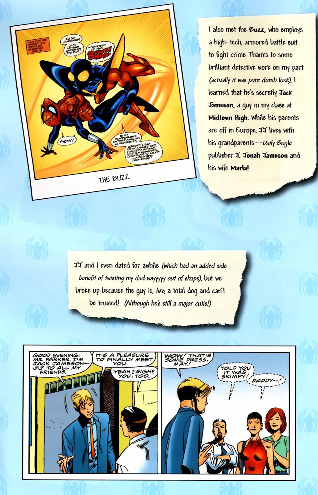 Amazing Spider-Girl Issue #0 #1 - English 12