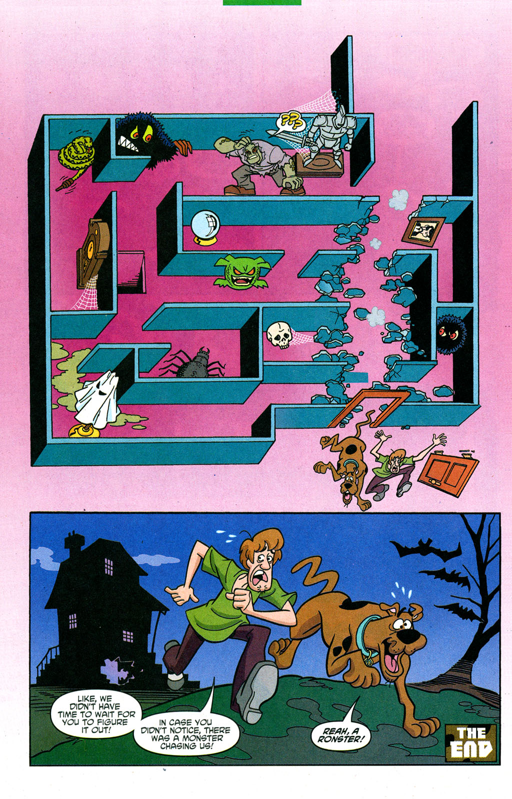 Read online Scooby-Doo (1997) comic -  Issue #93 - 11
