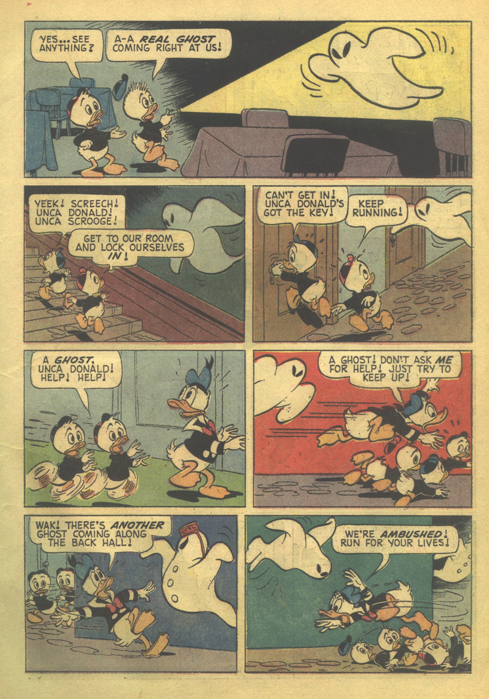 Uncle Scrooge (1953) Issue #56 #56 - English 11