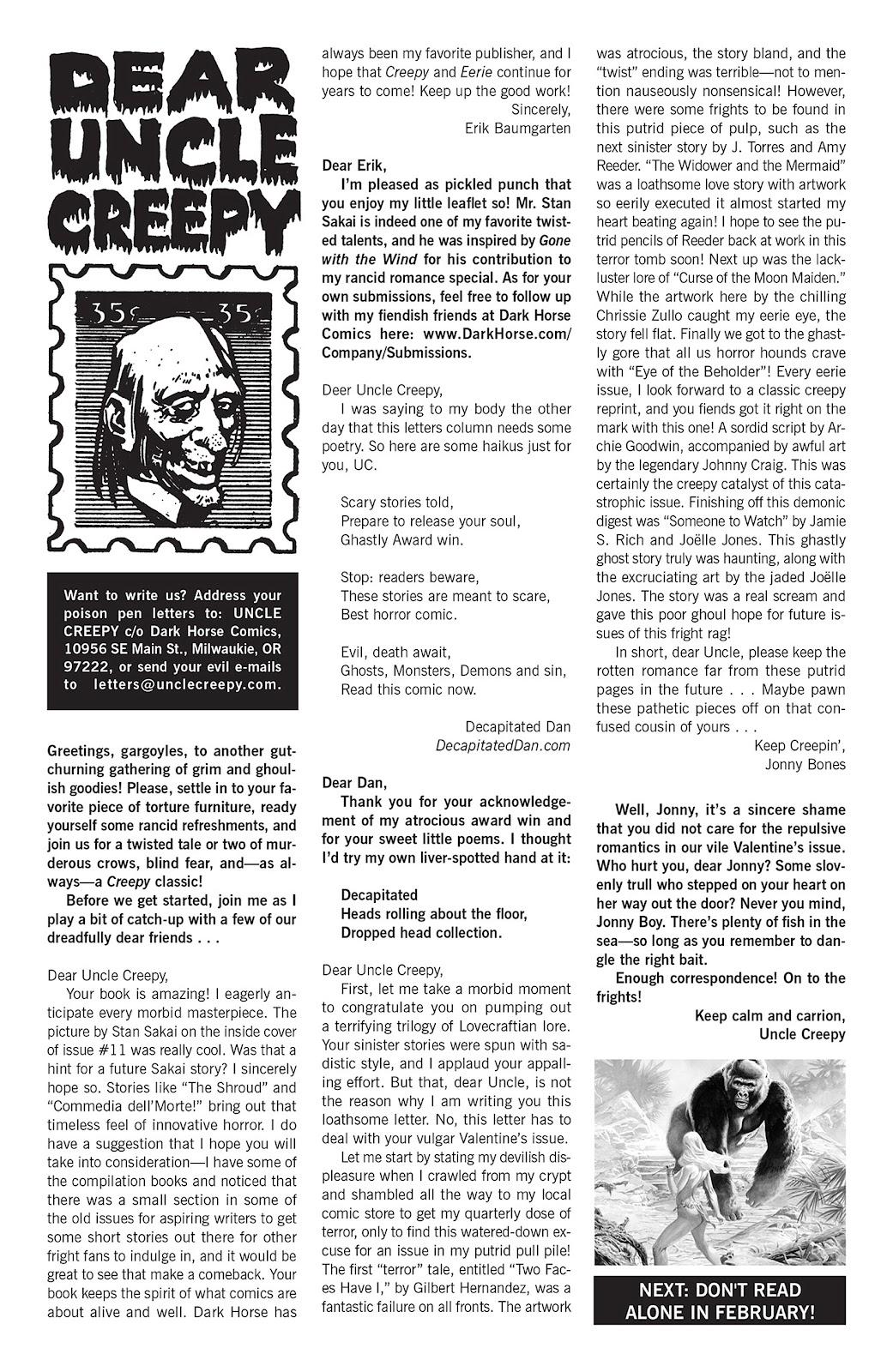Creepy (2009) Issue #14 #14 - English 4
