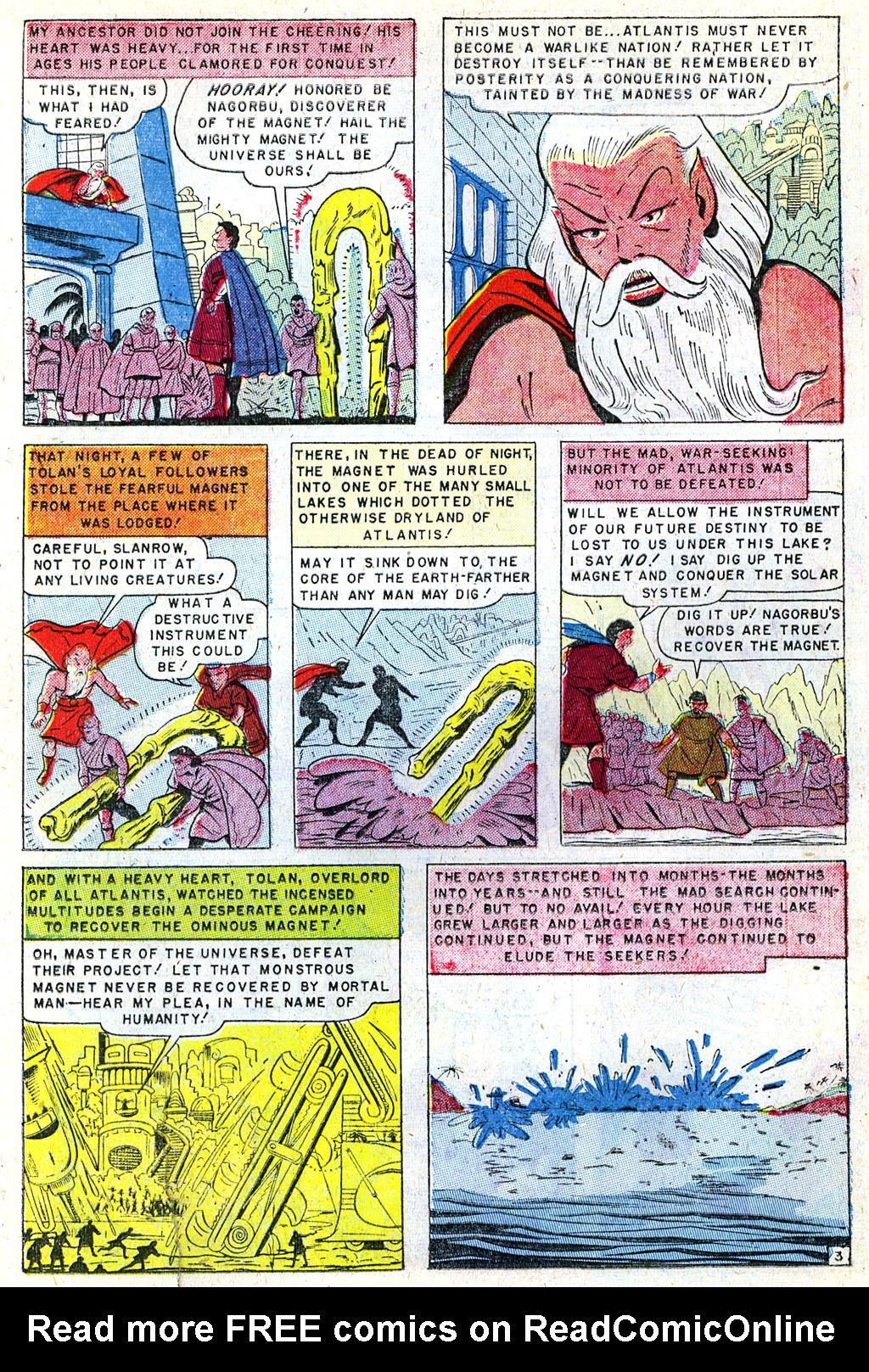 Sub-Mariner Comics #31 #31 - English 11