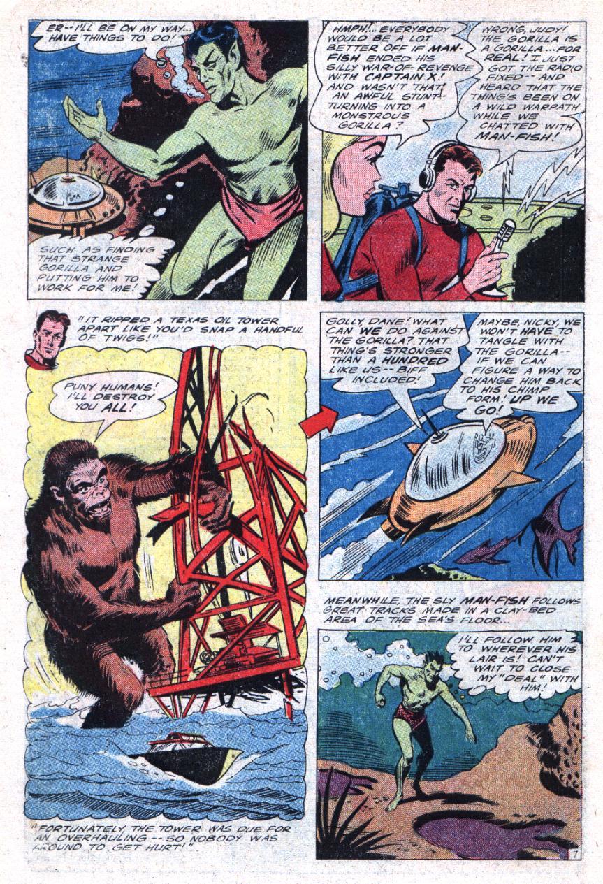 Read online Sea Devils comic -  Issue #30 - 11