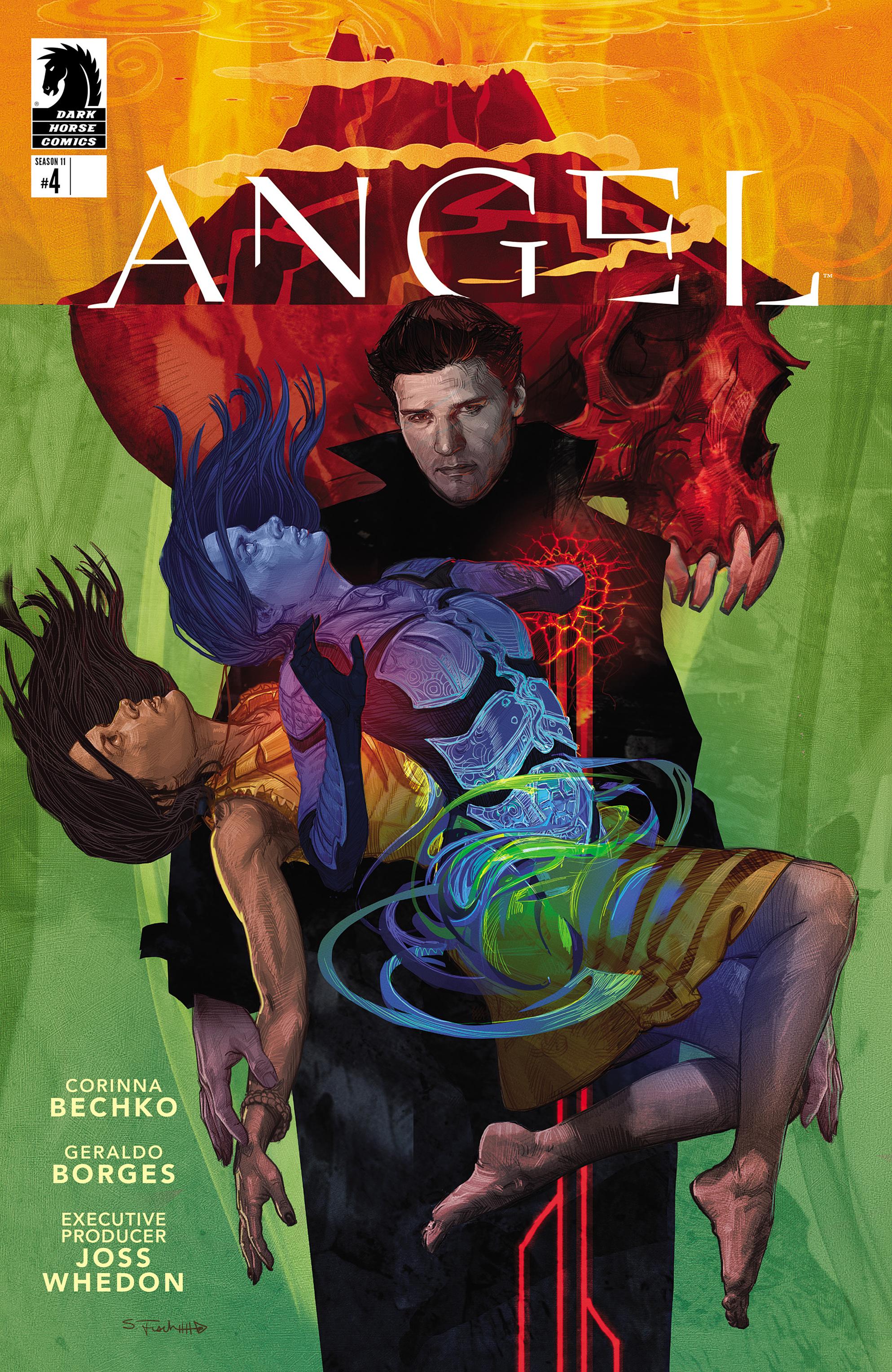 Angel Season 11 4 Page 1