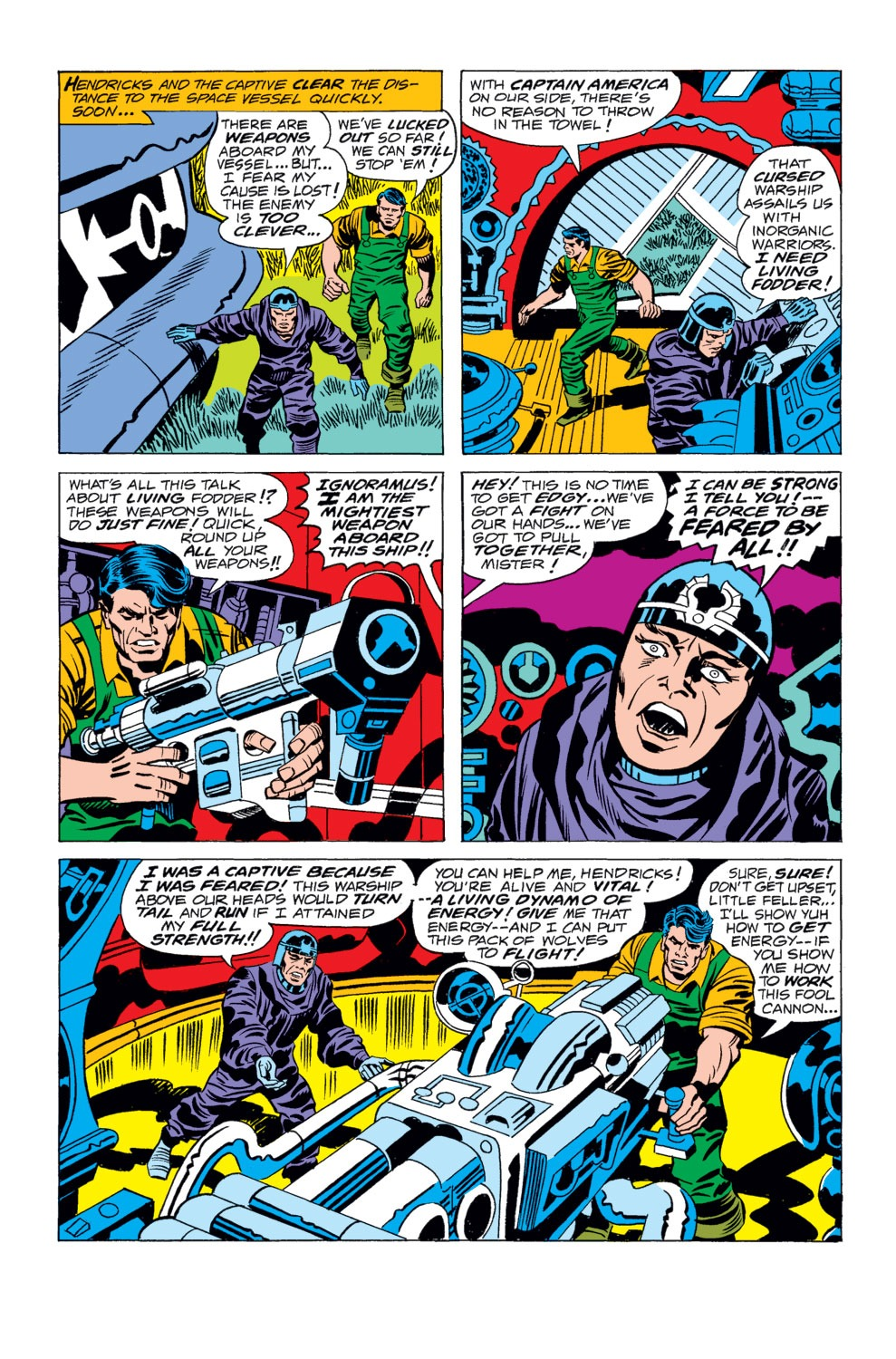 Captain America (1968) _Annual 3 #3 - English 16