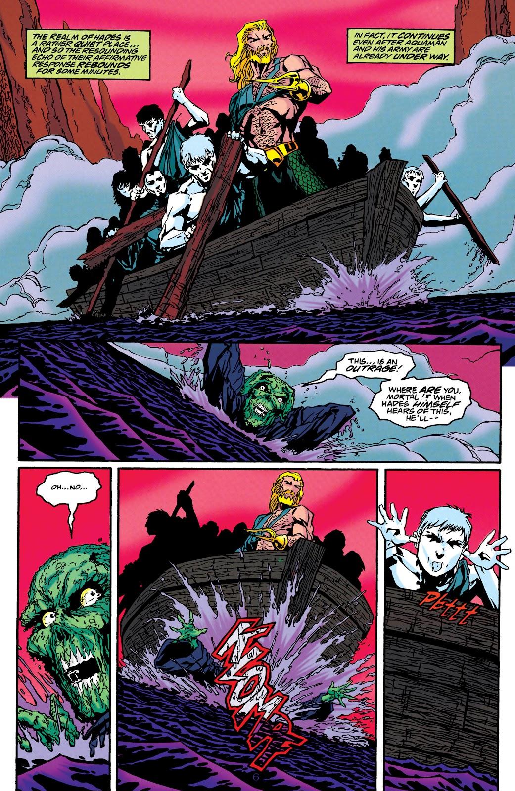 Aquaman (1994) Issue #46 #52 - English 6