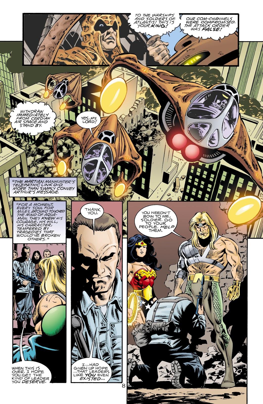 Aquaman (1994) Issue #68 #74 - English 9