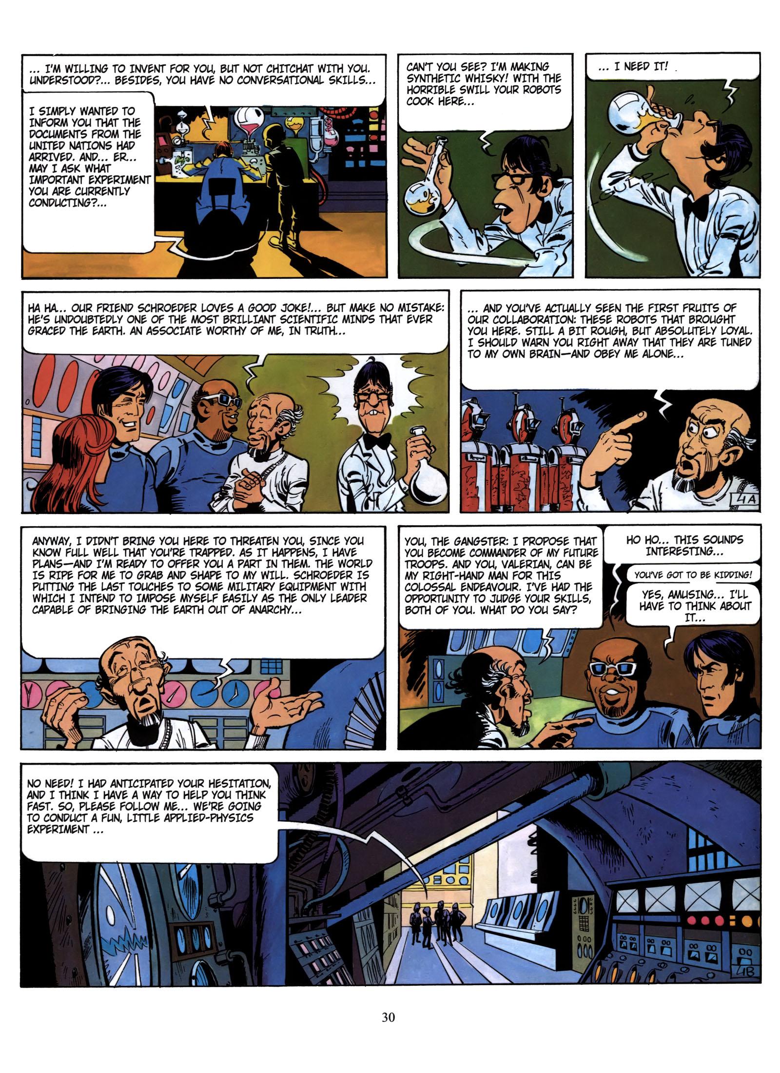 Valerian and Laureline #1 #23 - English 31