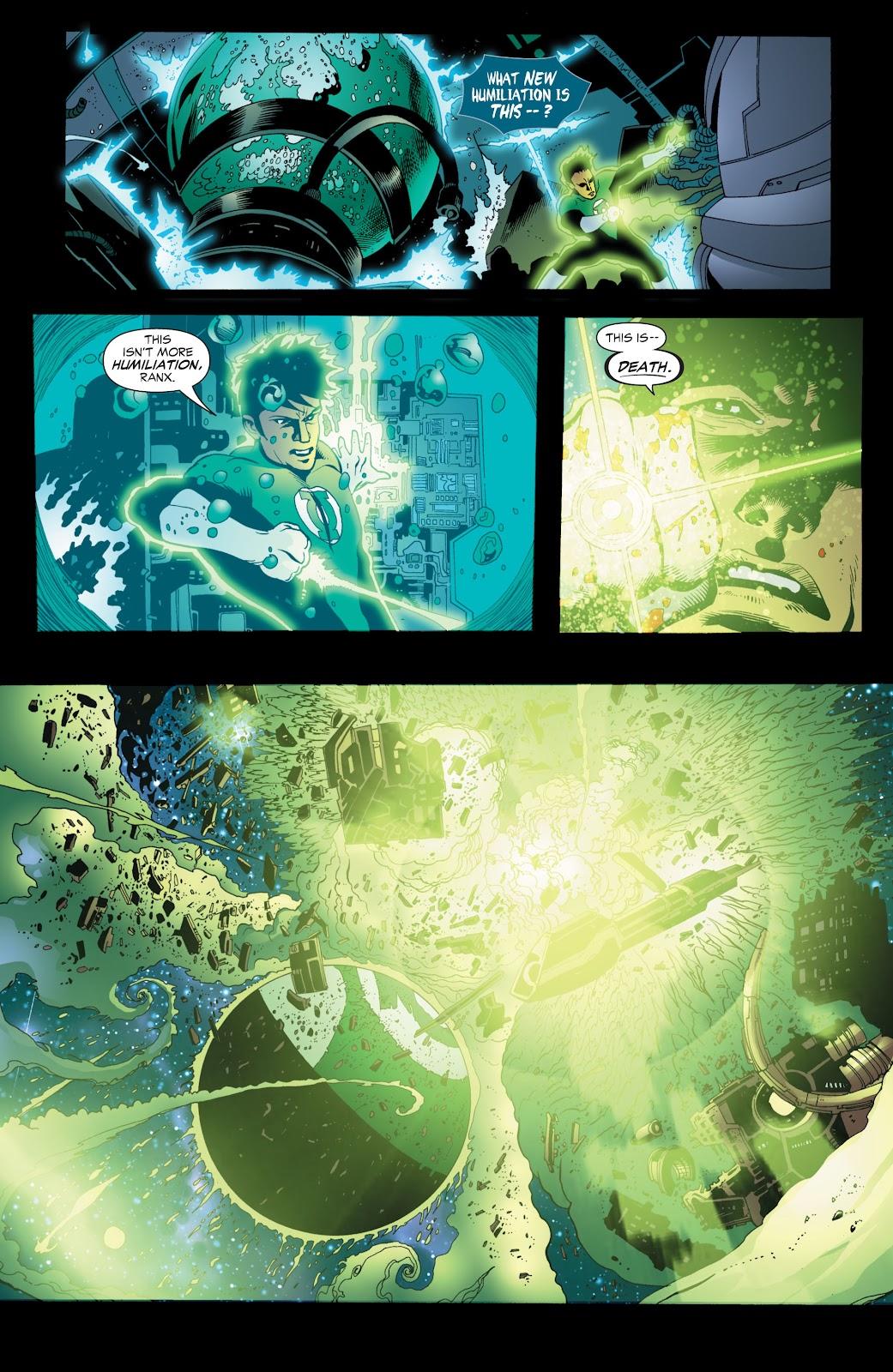 Green Lantern: The Sinestro Corps War Full #1 - English 176