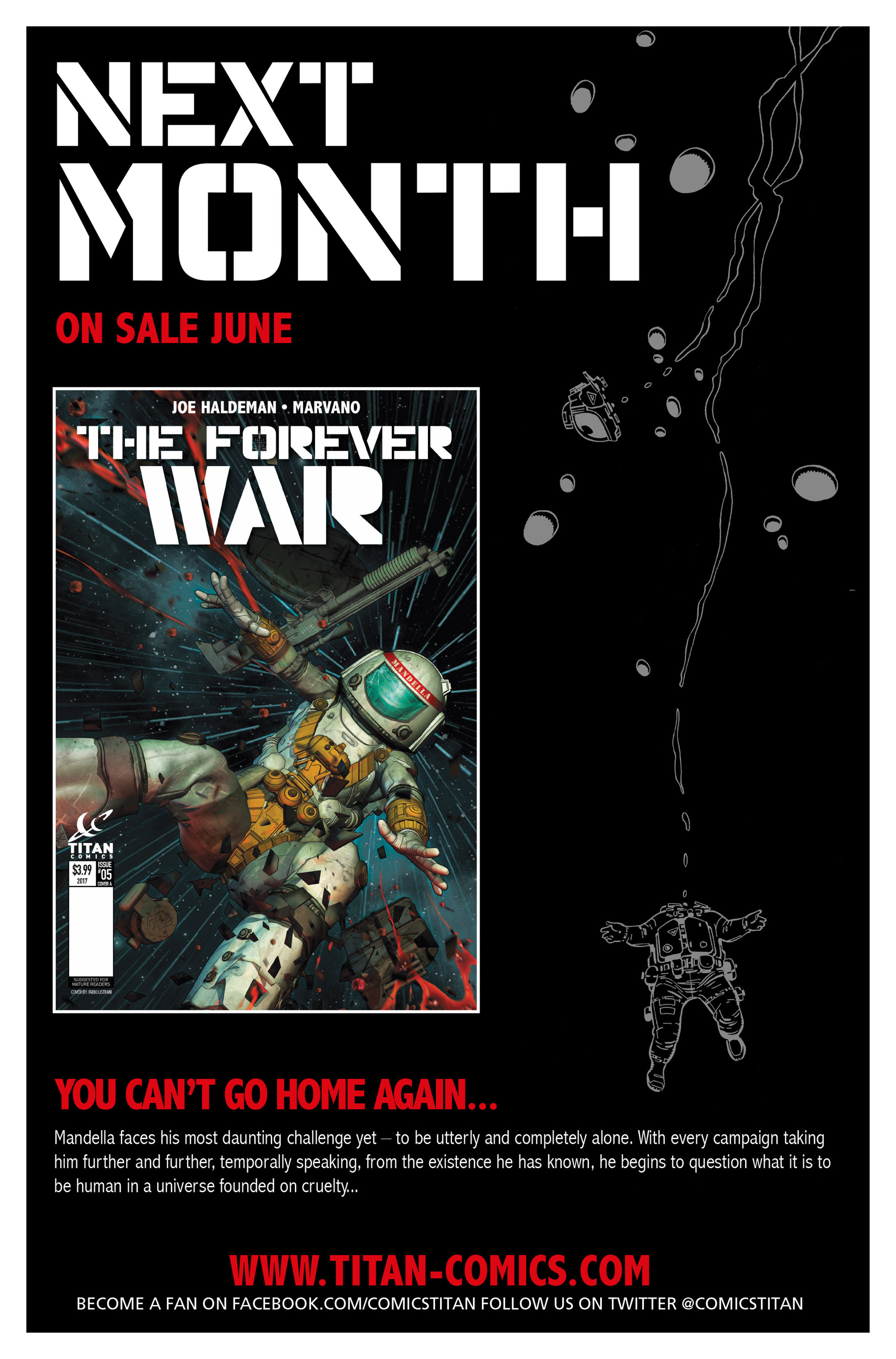 The Forever War (2017) #4 #3 - English 34