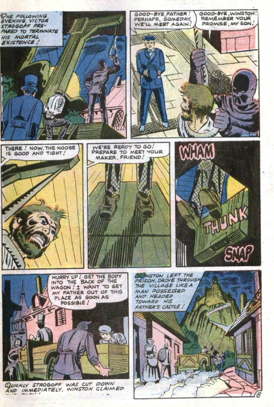 Read online Scary Tales comic -  Issue #21 - 11
