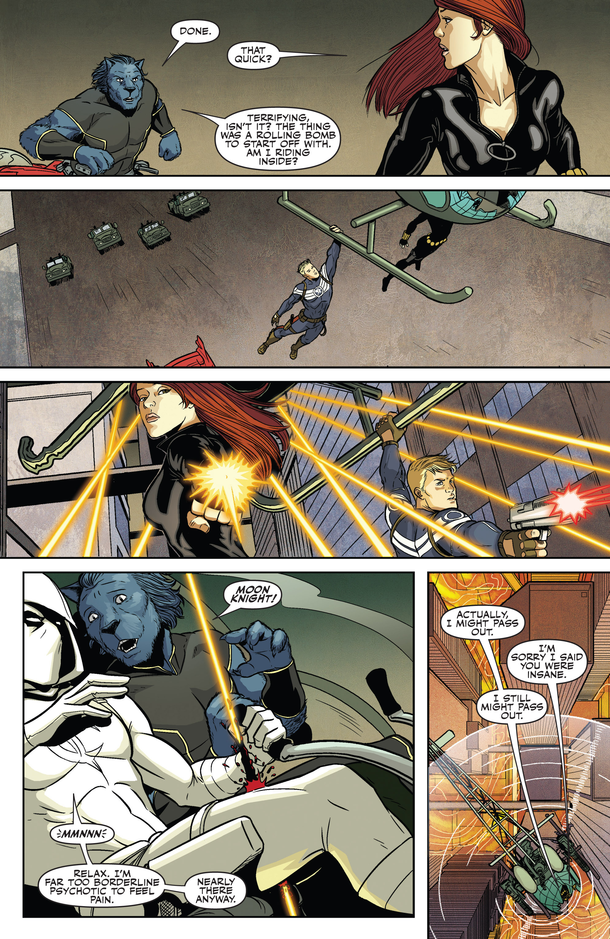 Read online Secret Avengers (2010) comic -  Issue #16 - 22