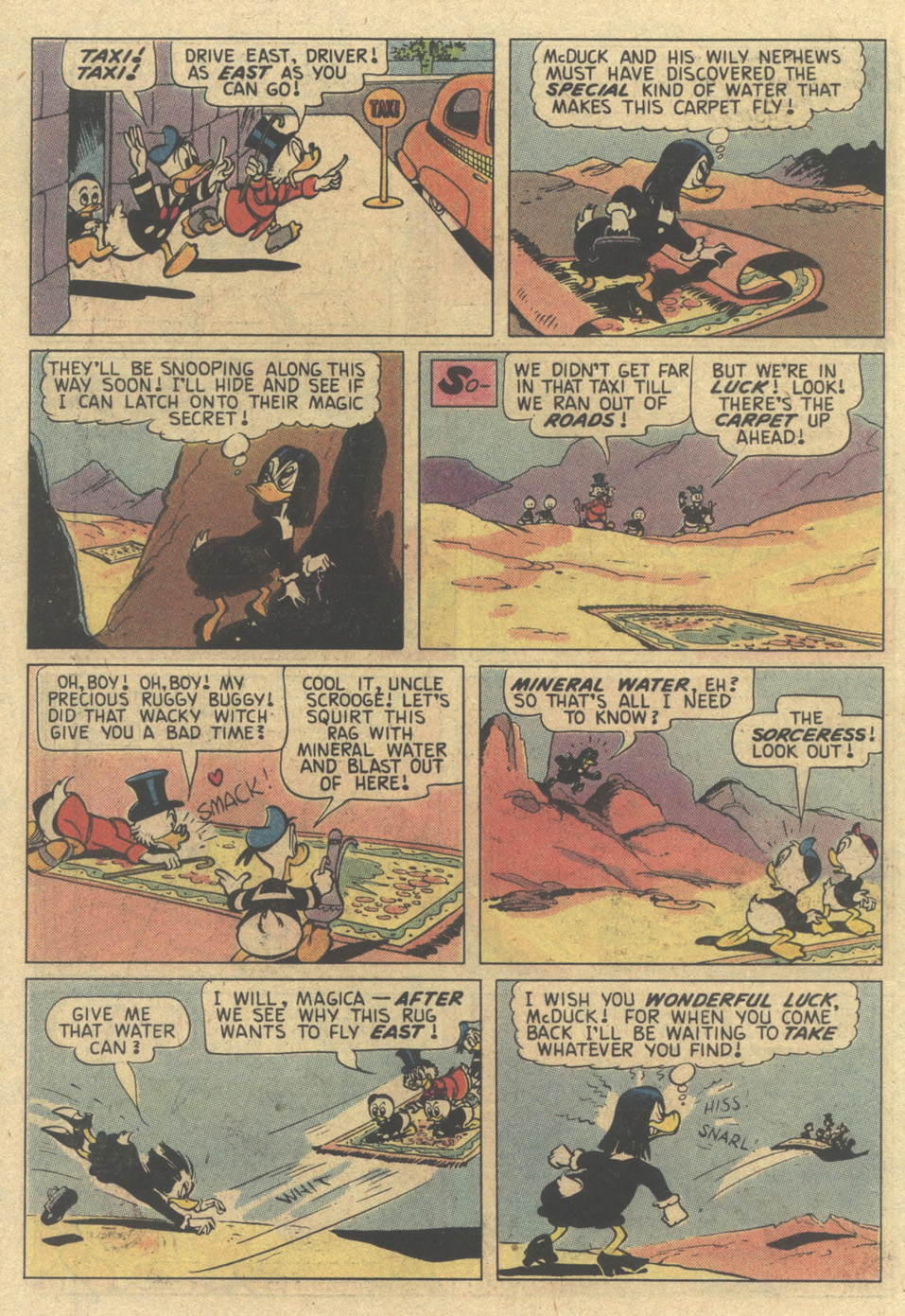 Uncle Scrooge (1953) Issue #187 #187 - English 14