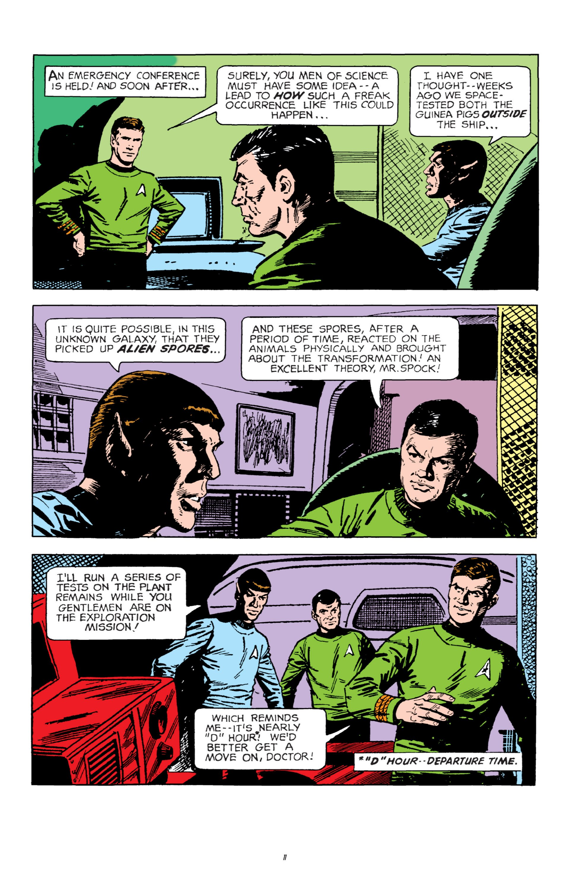 Star Trek Archives #TPB_1 #14 - English 12
