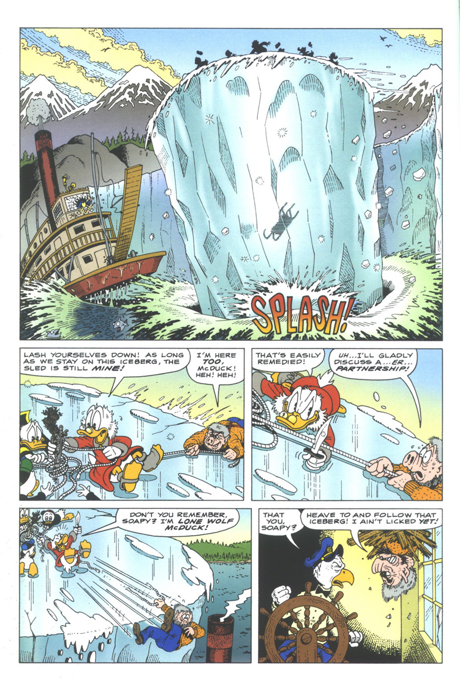 Uncle Scrooge (1953) Issue #350 #350 - English 24