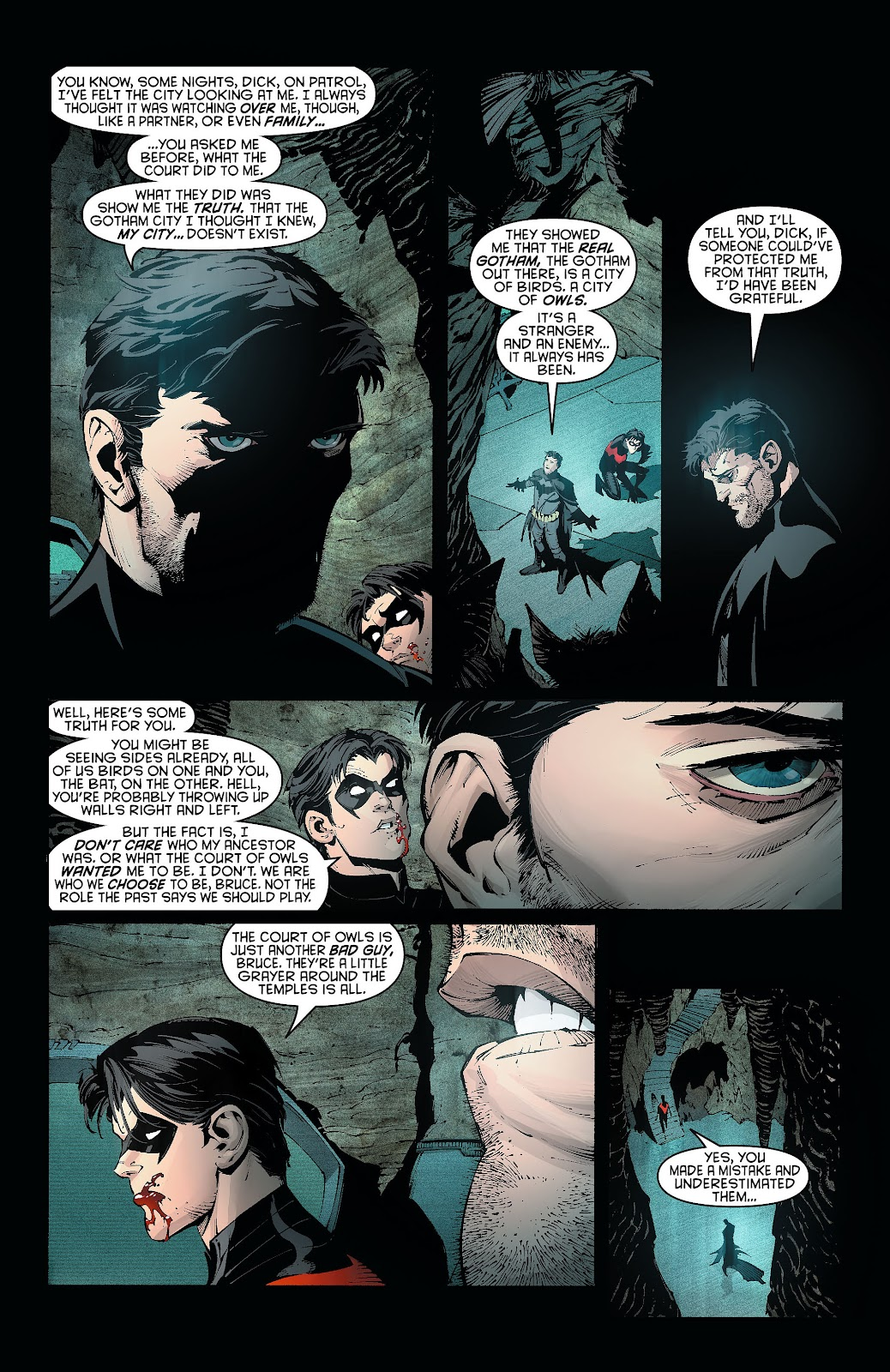 Batman (2011) Issue #7 #22 - English 22