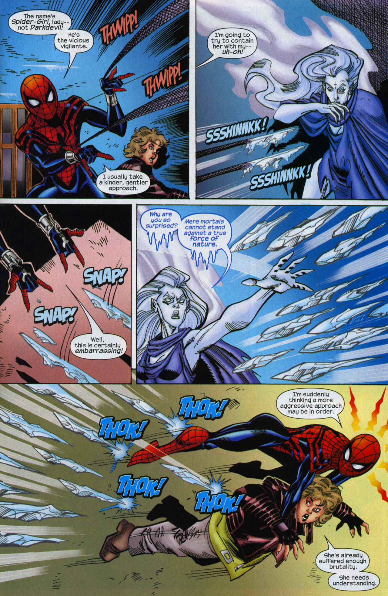 Amazing Spider-Girl #3 #28 - English 20