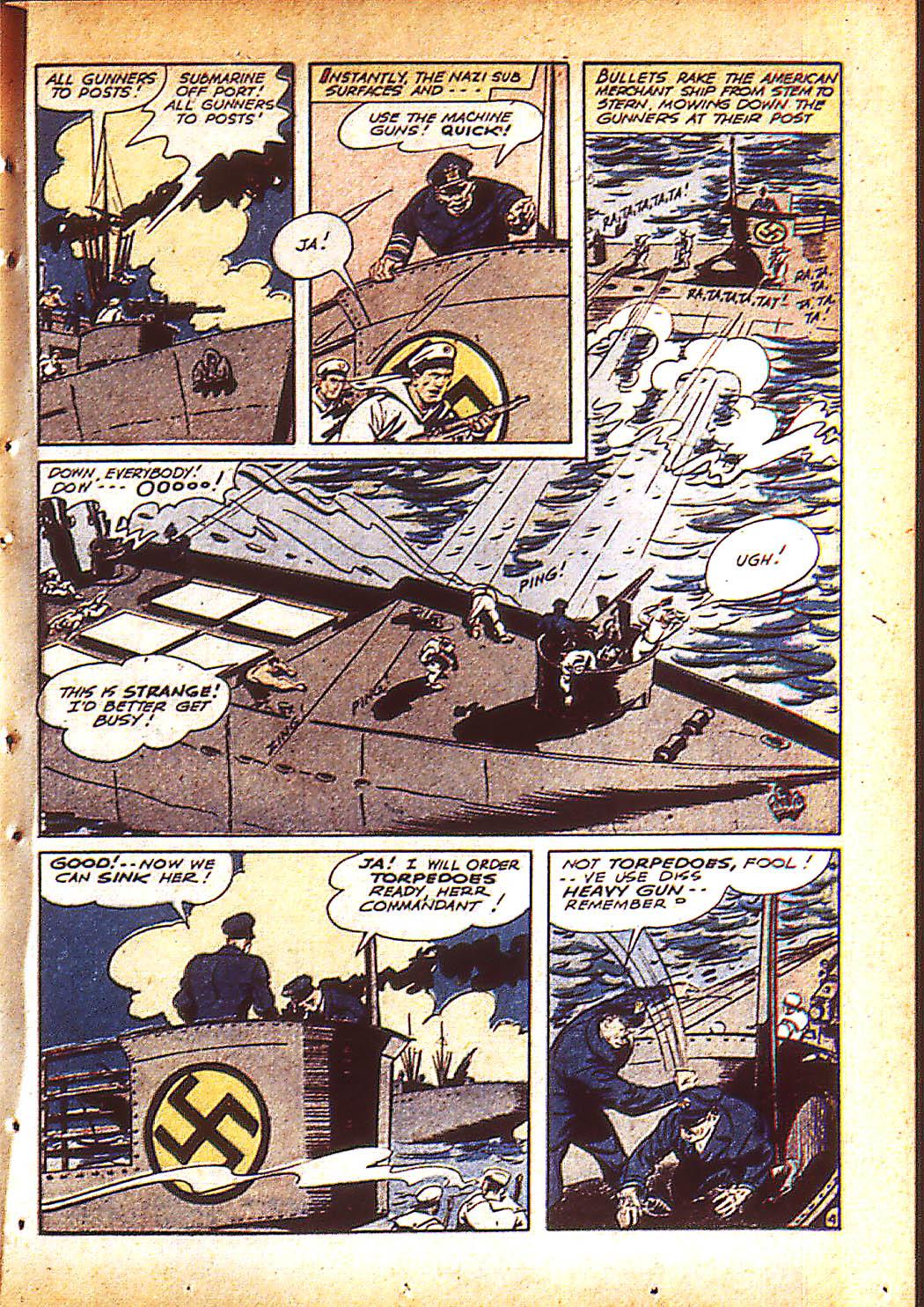 Sub-Mariner Comics Issue #10 #10 - English 28