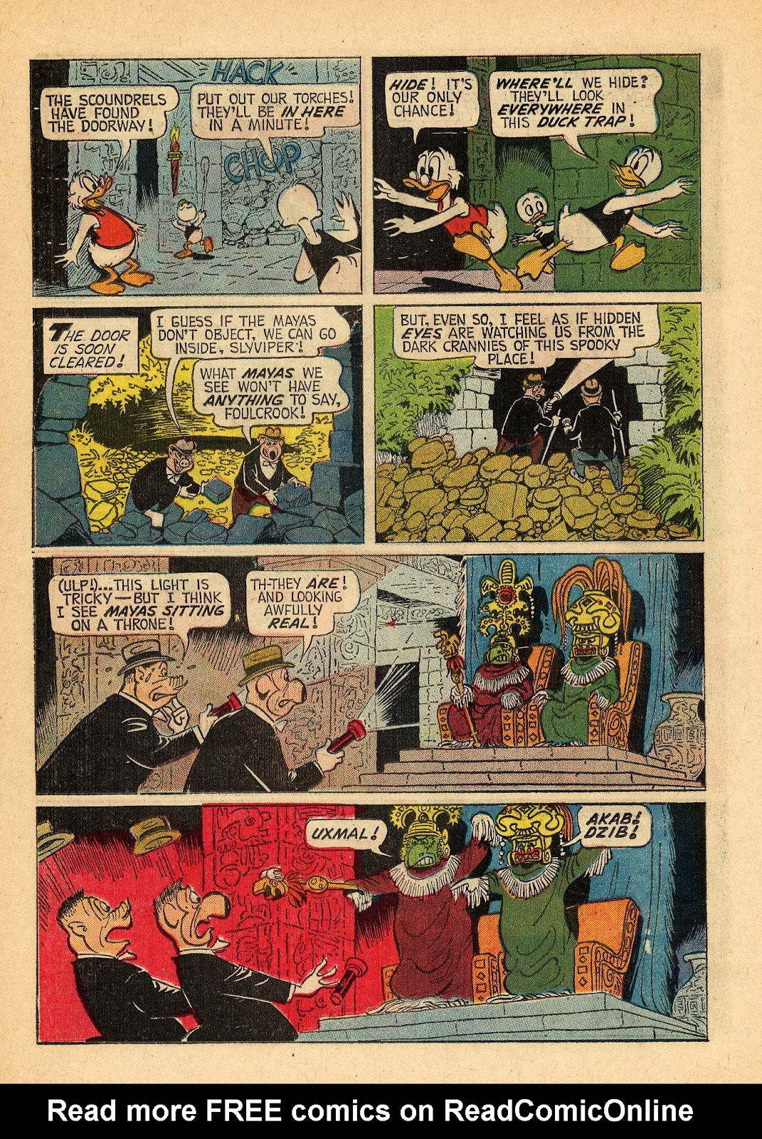 Uncle Scrooge (1953) Issue #44 #44 - English 22