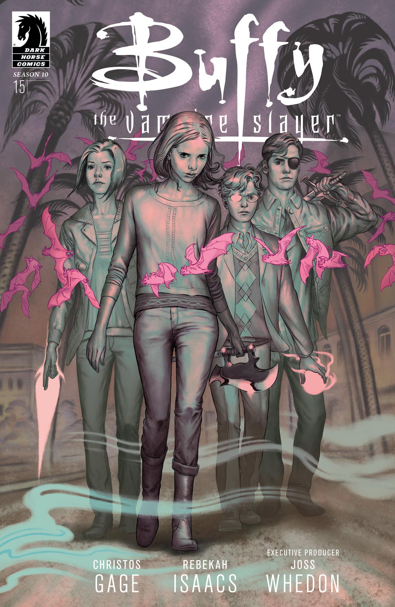 Buffy the Vampire Slayer Season Ten 15 Page 1