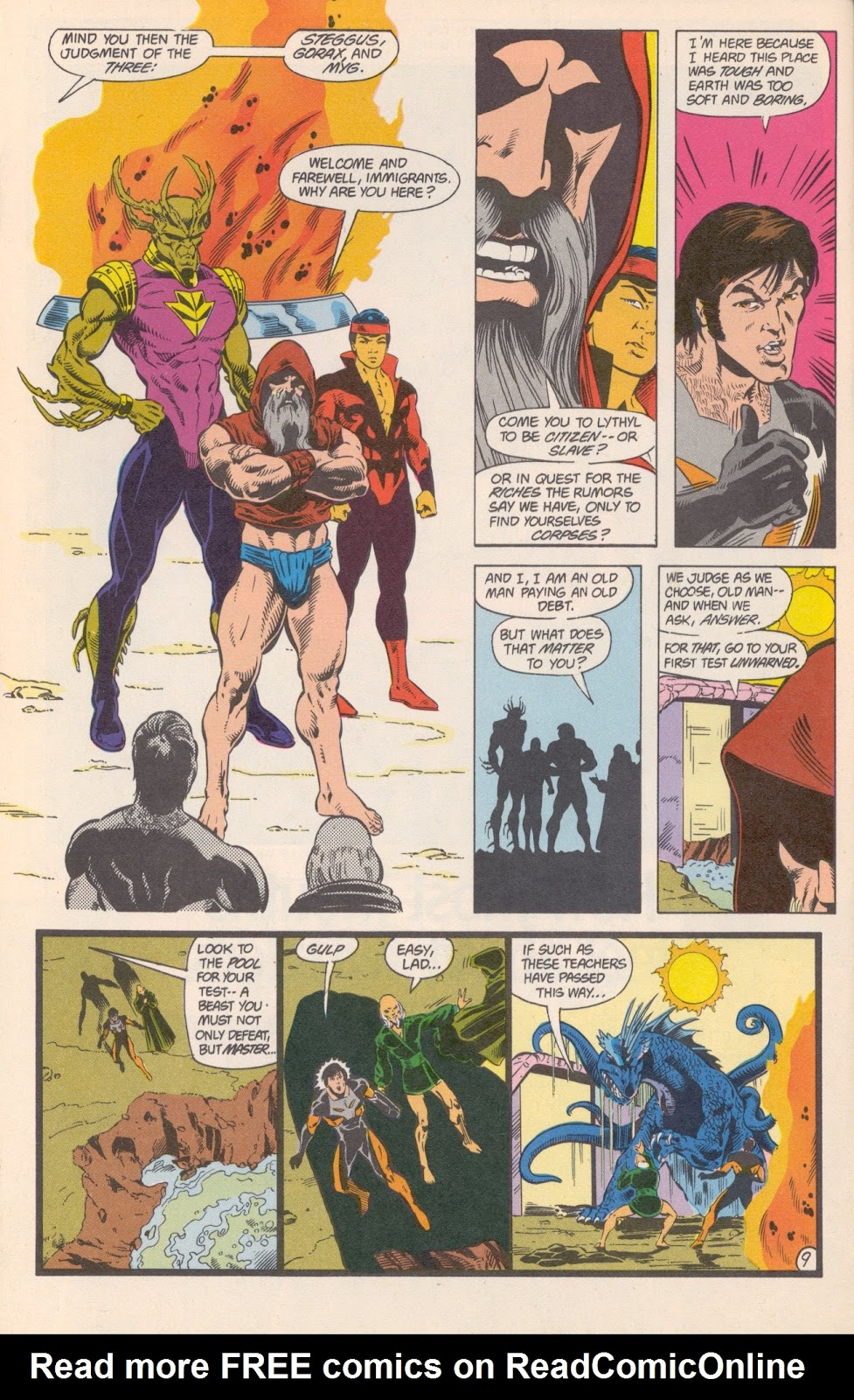 Tales of the Legion Issue #338 #25 - English 10