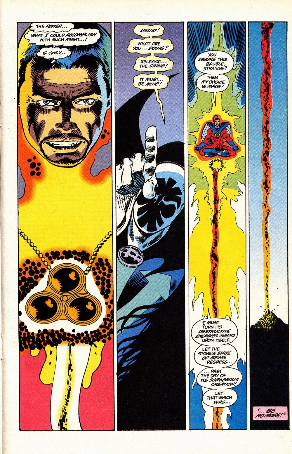 Read online Secret Defenders comic -  Issue #17 - 19