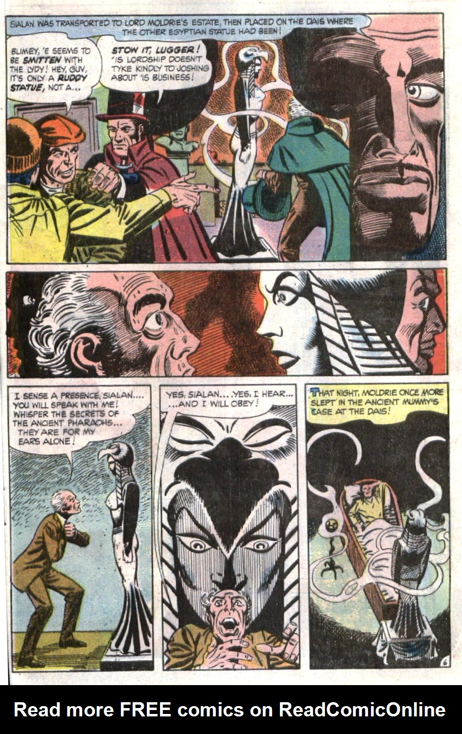 Read online Scary Tales comic -  Issue #23 - 9
