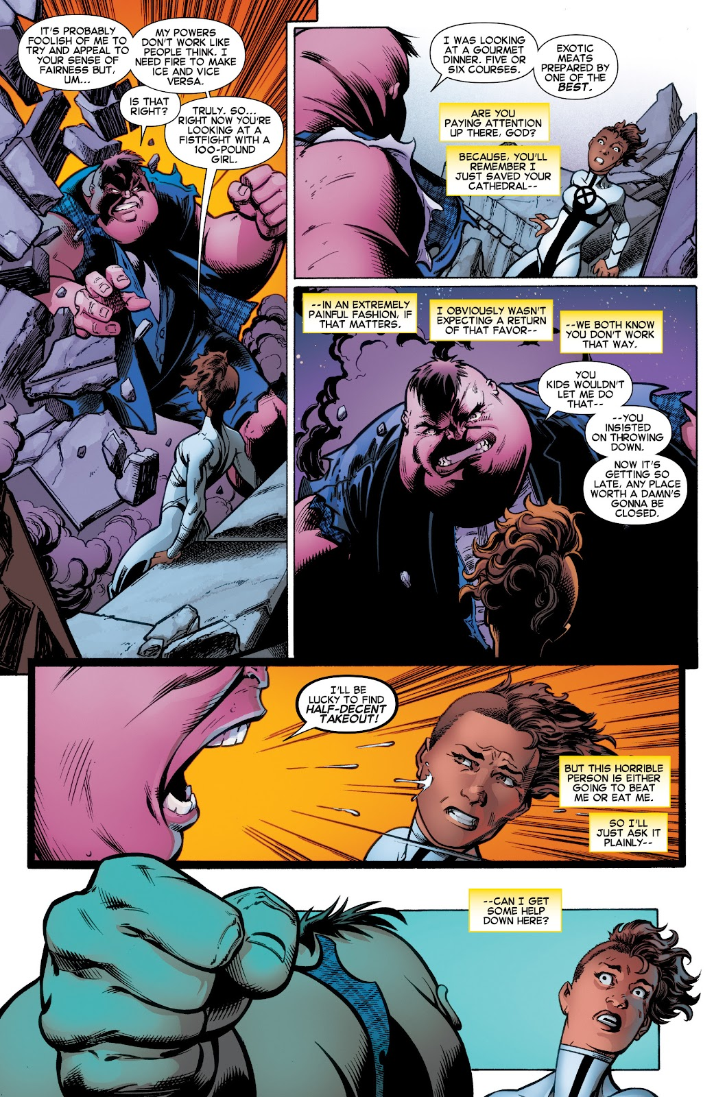 All-New X-Men (2016) Issue #6 #8 - English 12
