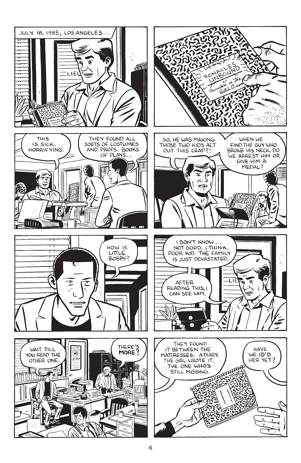 Stray Bullets Issue #29 #29 - English 6
