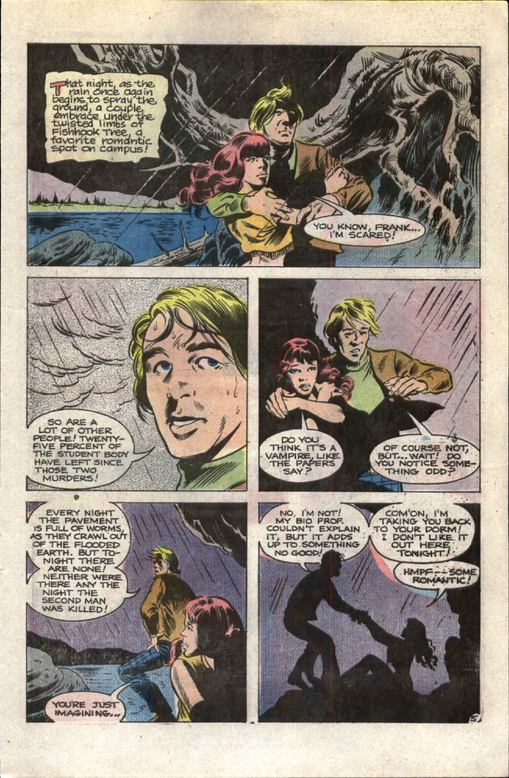 Read online Scary Tales comic -  Issue #31 - 27