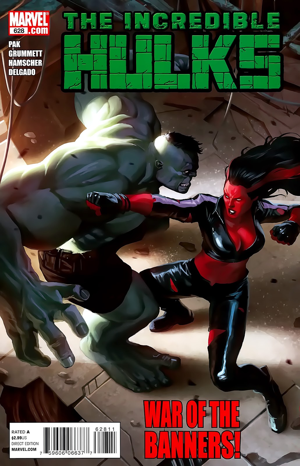 Incredible Hulks (2010) Issue #628 #18 - English 1