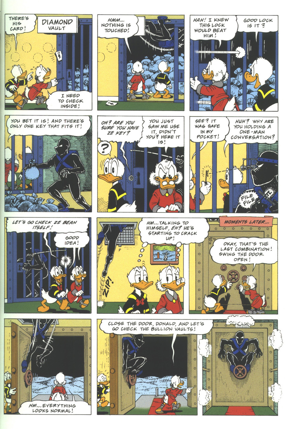 Uncle Scrooge (1953) Issue #314 #314 - English 11