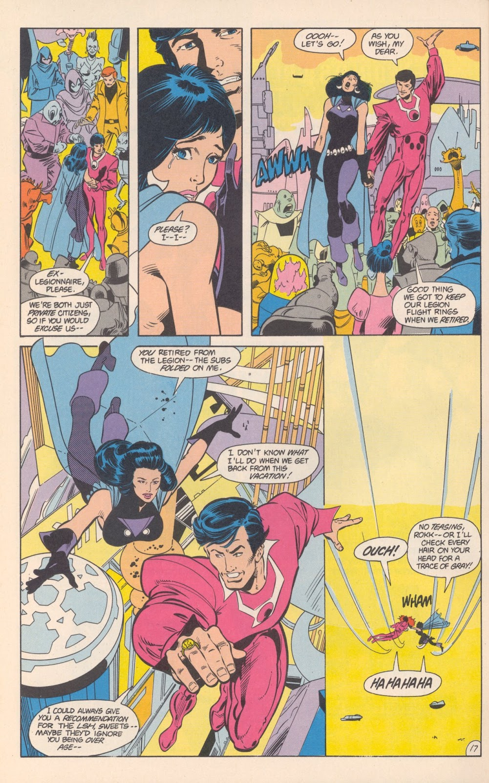 Tales of the Legion Issue #340 #27 - English 17